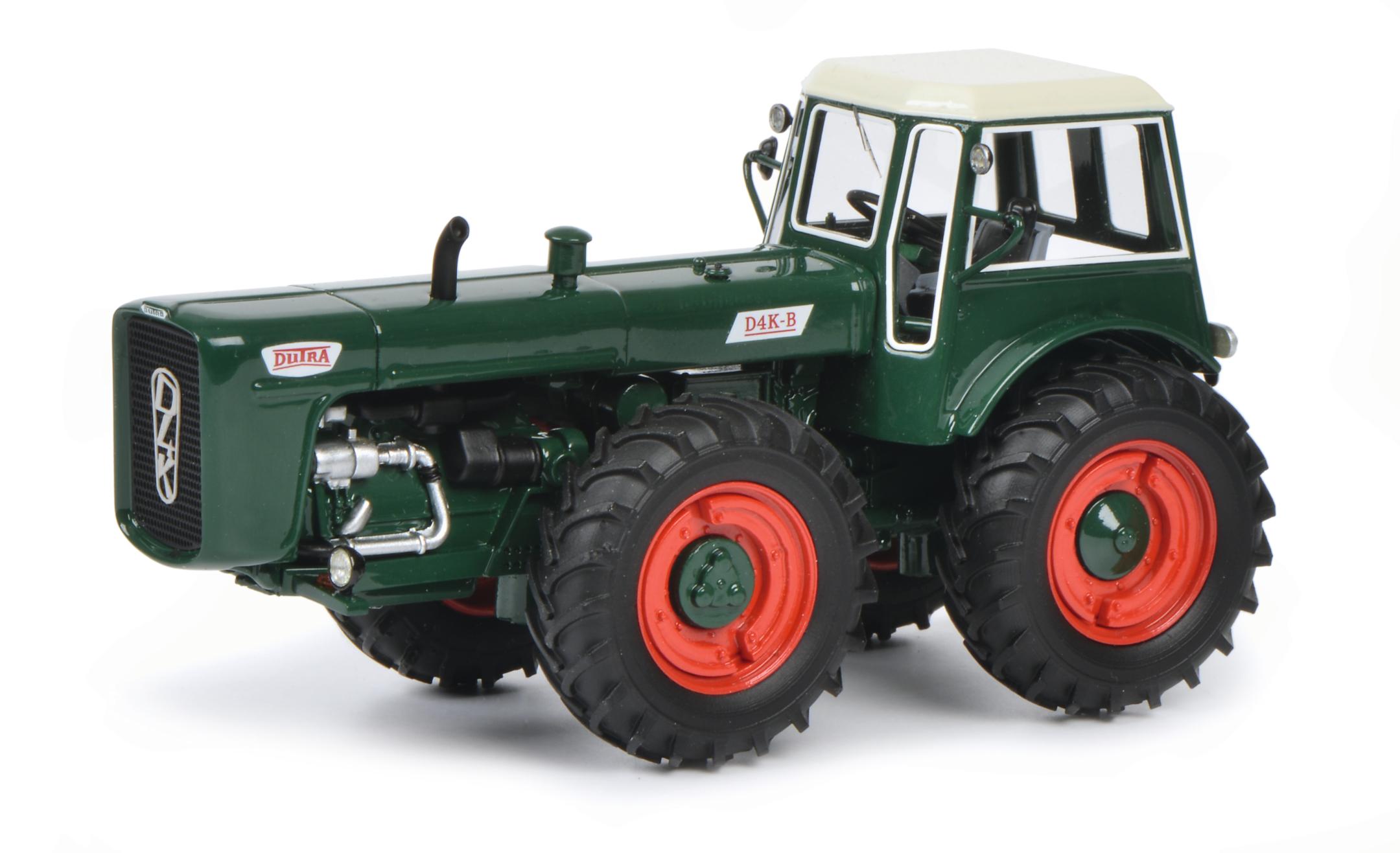 DUTRA D4K-B Traktor 1:43