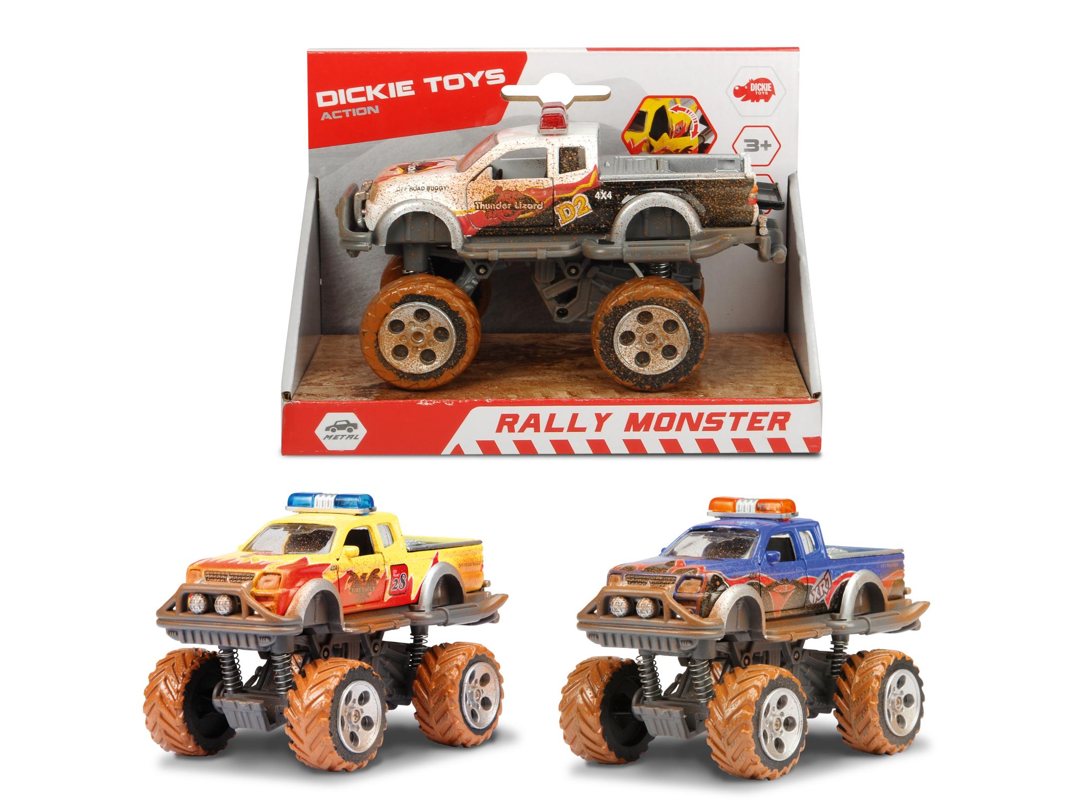 Eat My Dust Rally Monster 3fs