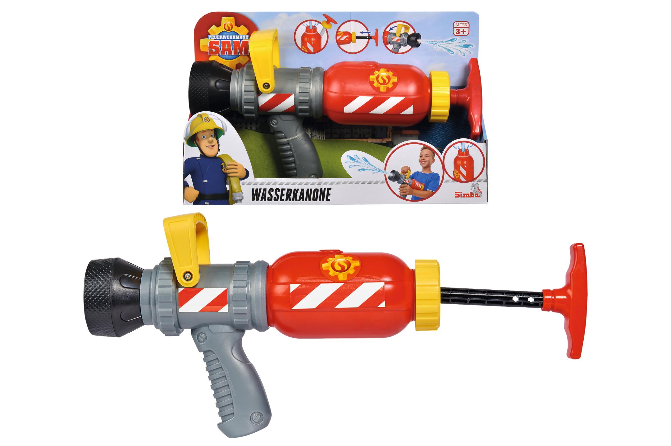 Fireman Sam Wassergewehr 31cm
