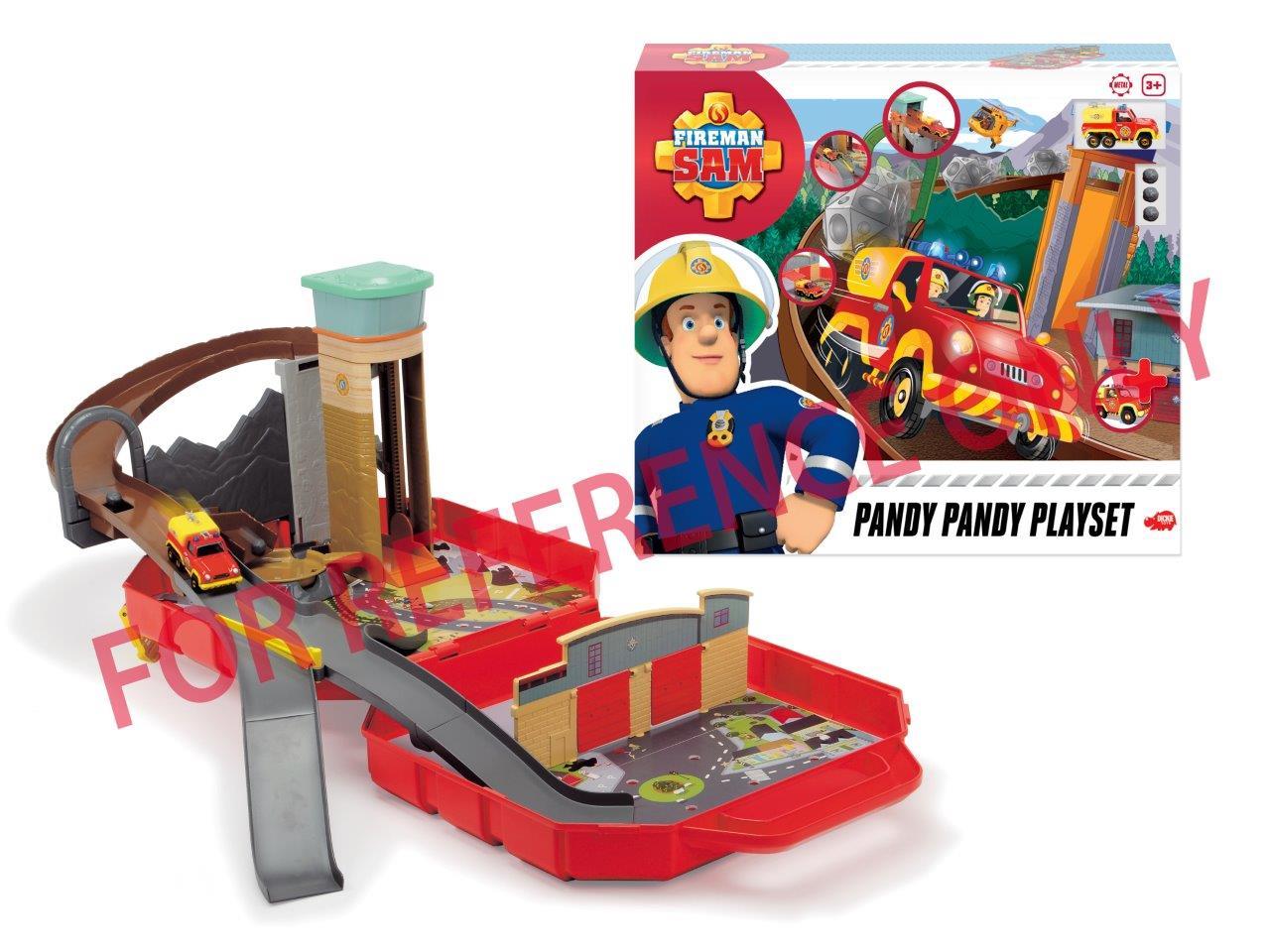 Fireman Sam Ponty Pandy Spielset