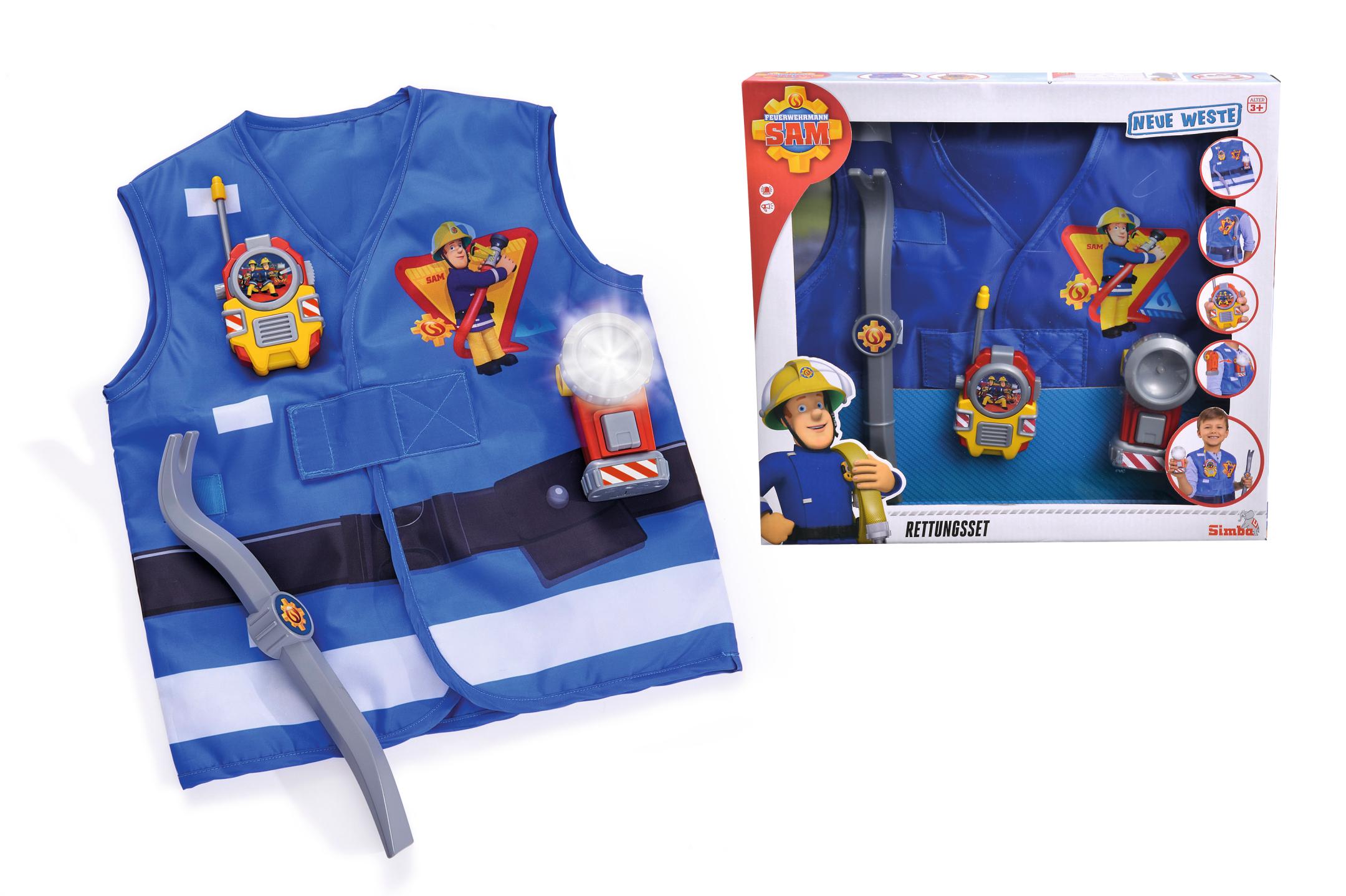 Fireman Sam Rettungsset