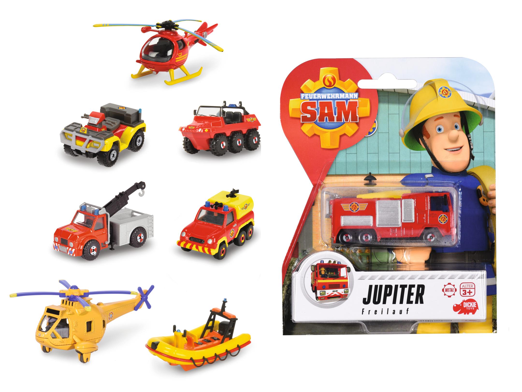 Fireman Sam Single Pack 8fs