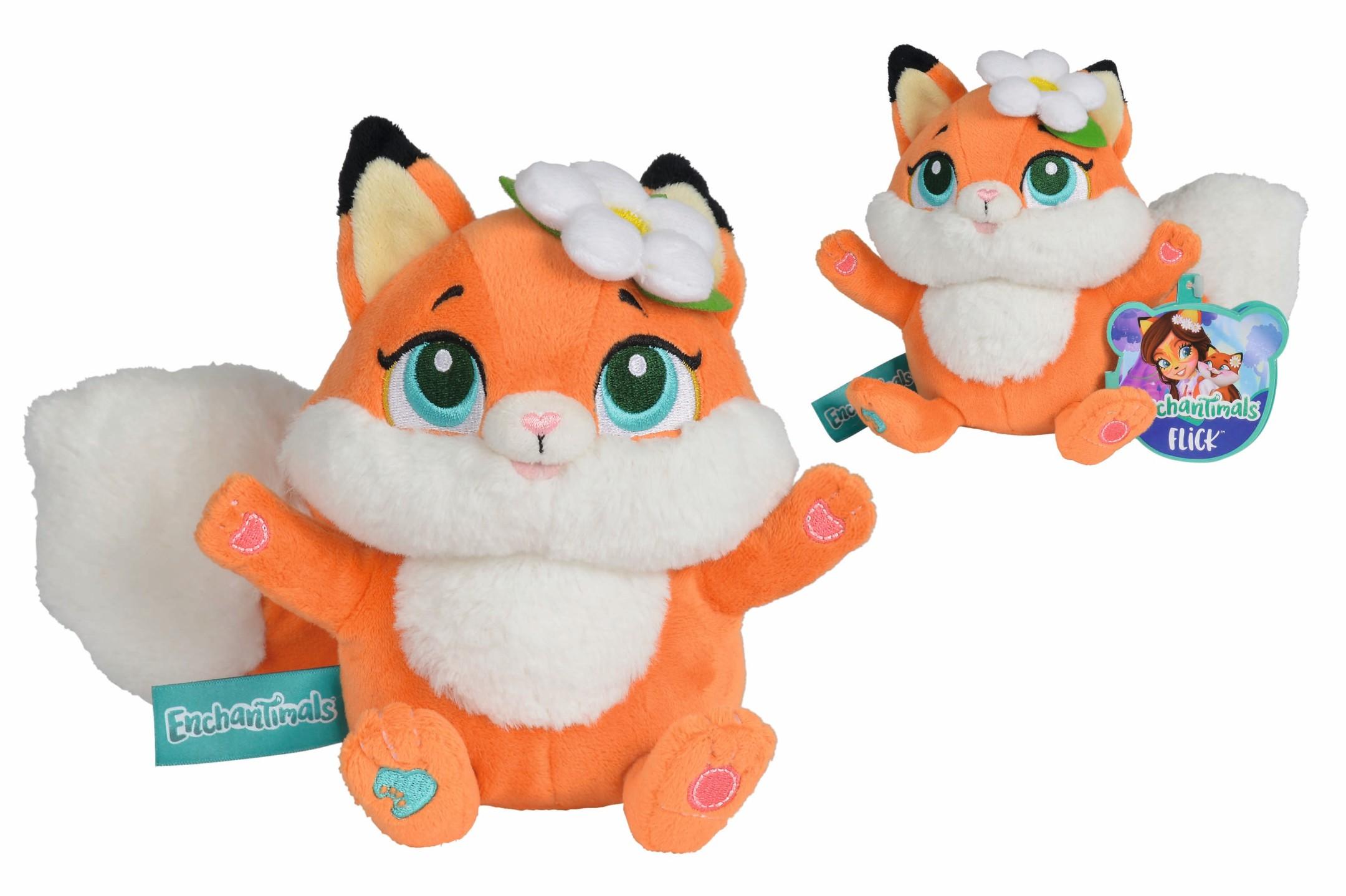 Enchantimals Fox Flick 35cm