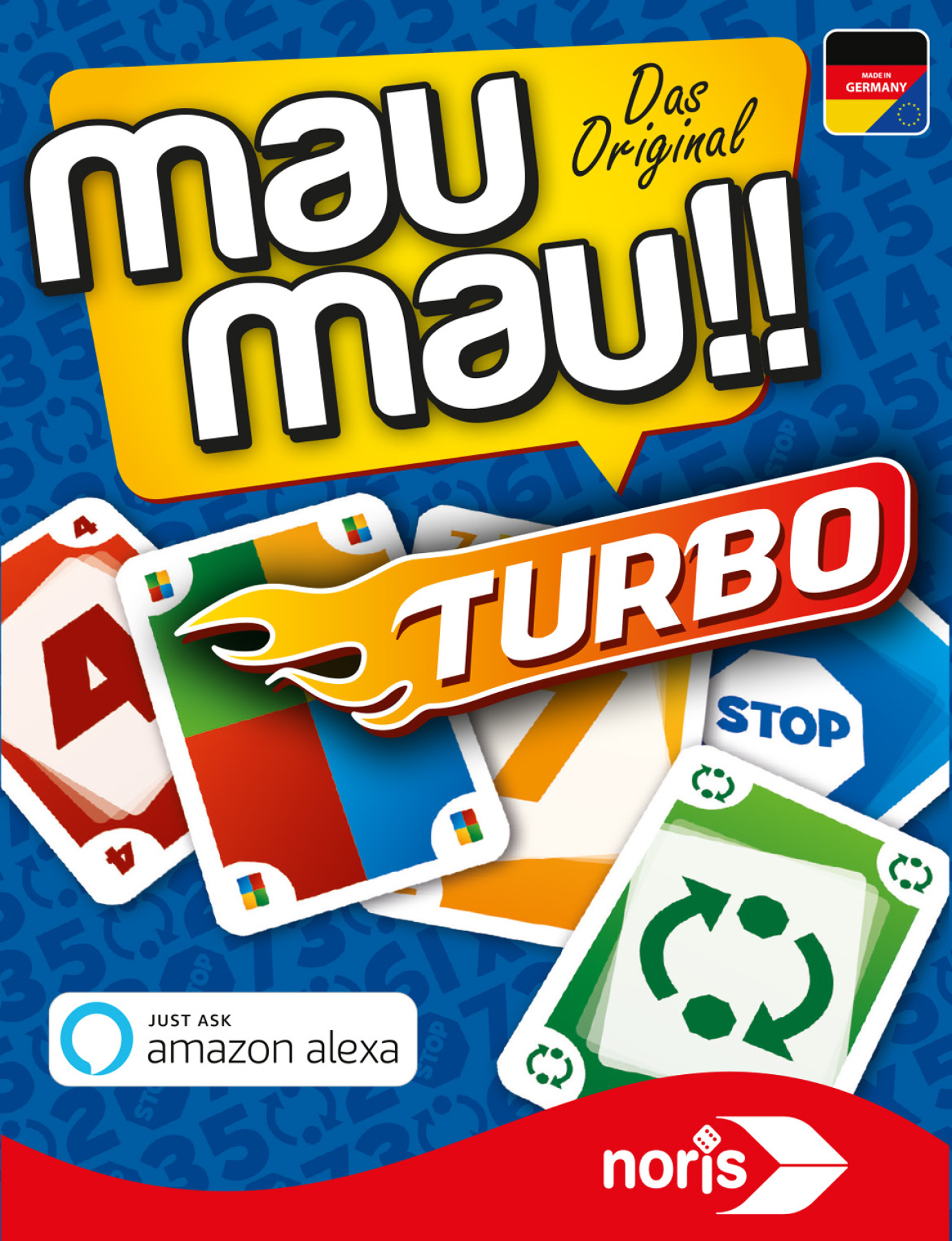 MauMau Turbo - Amazon Alexa