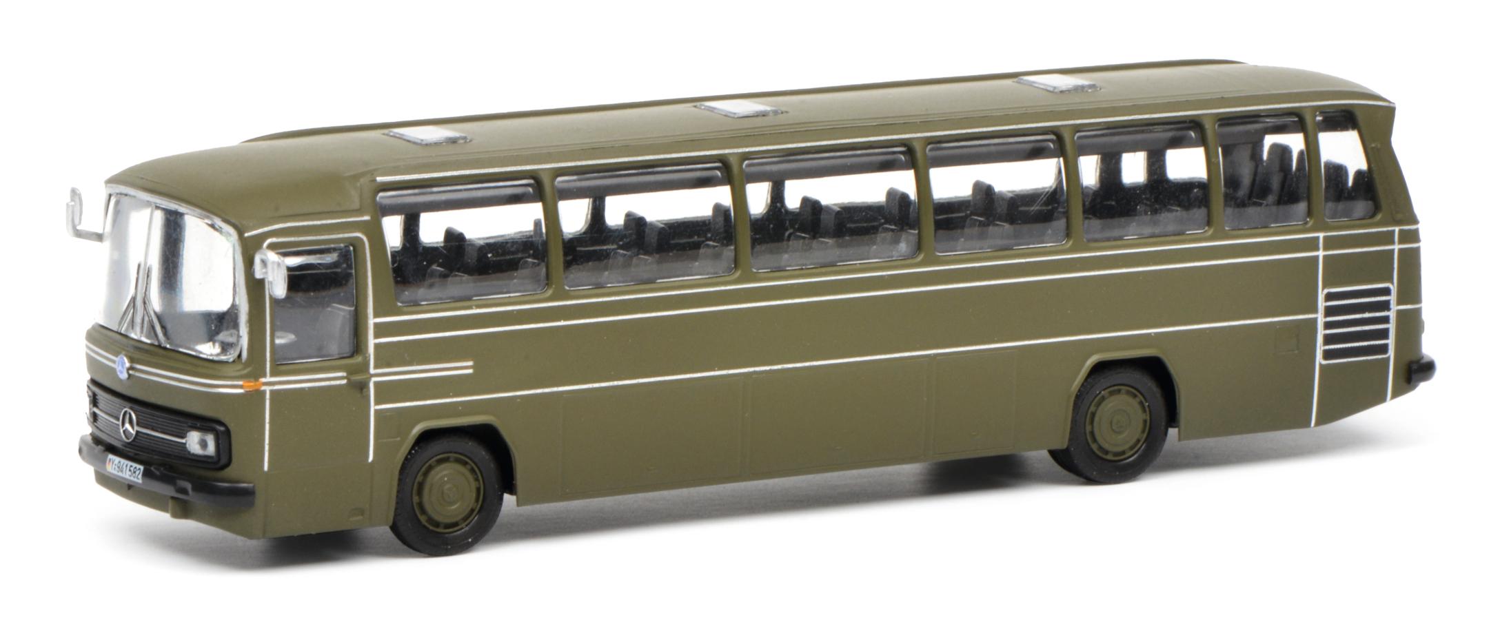 Mercedes Benz O 302 Bus - Bundeswehr