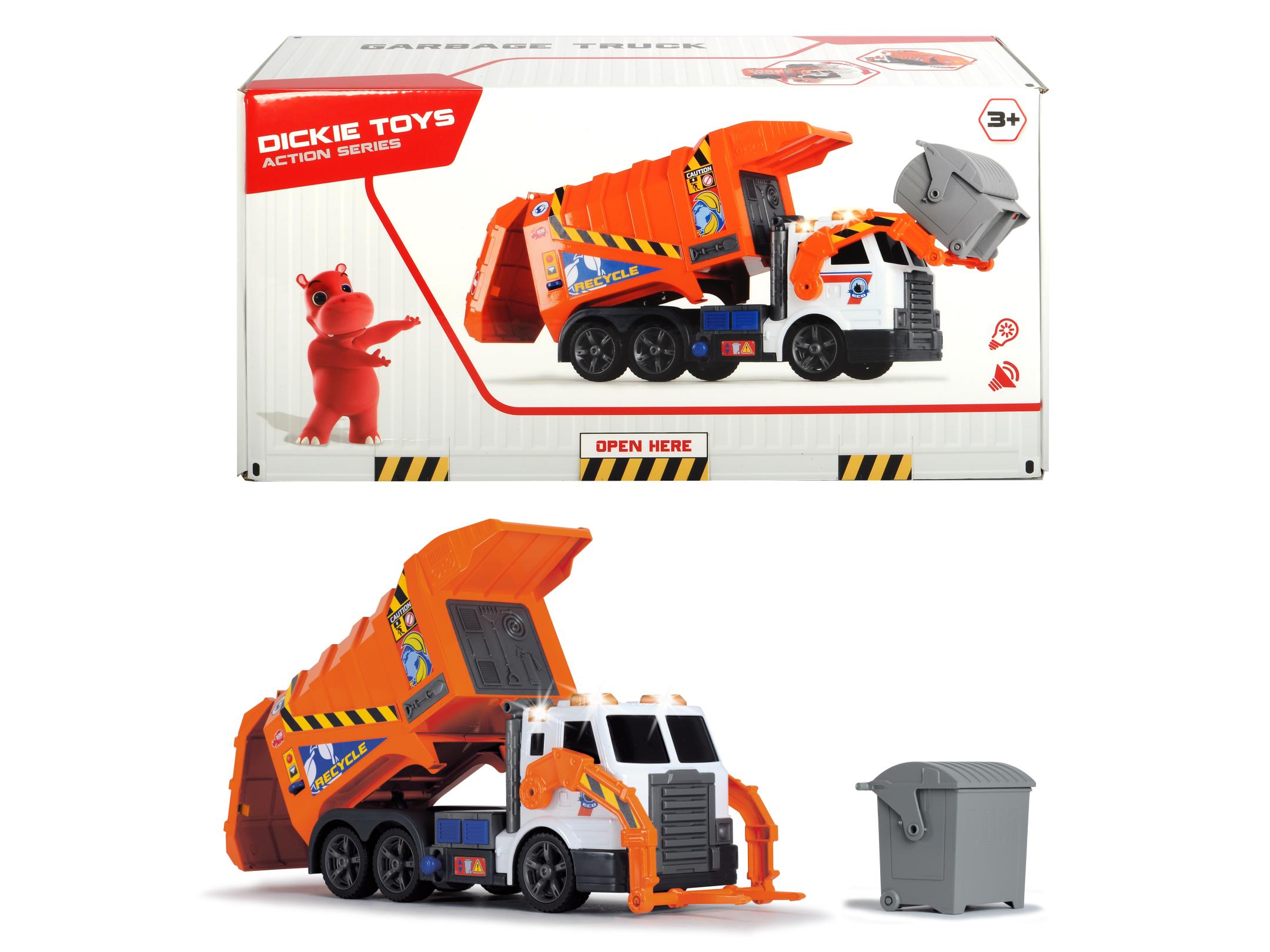 Garbage Truck - Müllauto