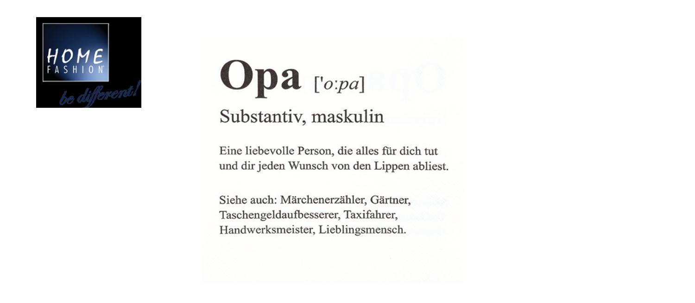Opa - Servietten 33x33