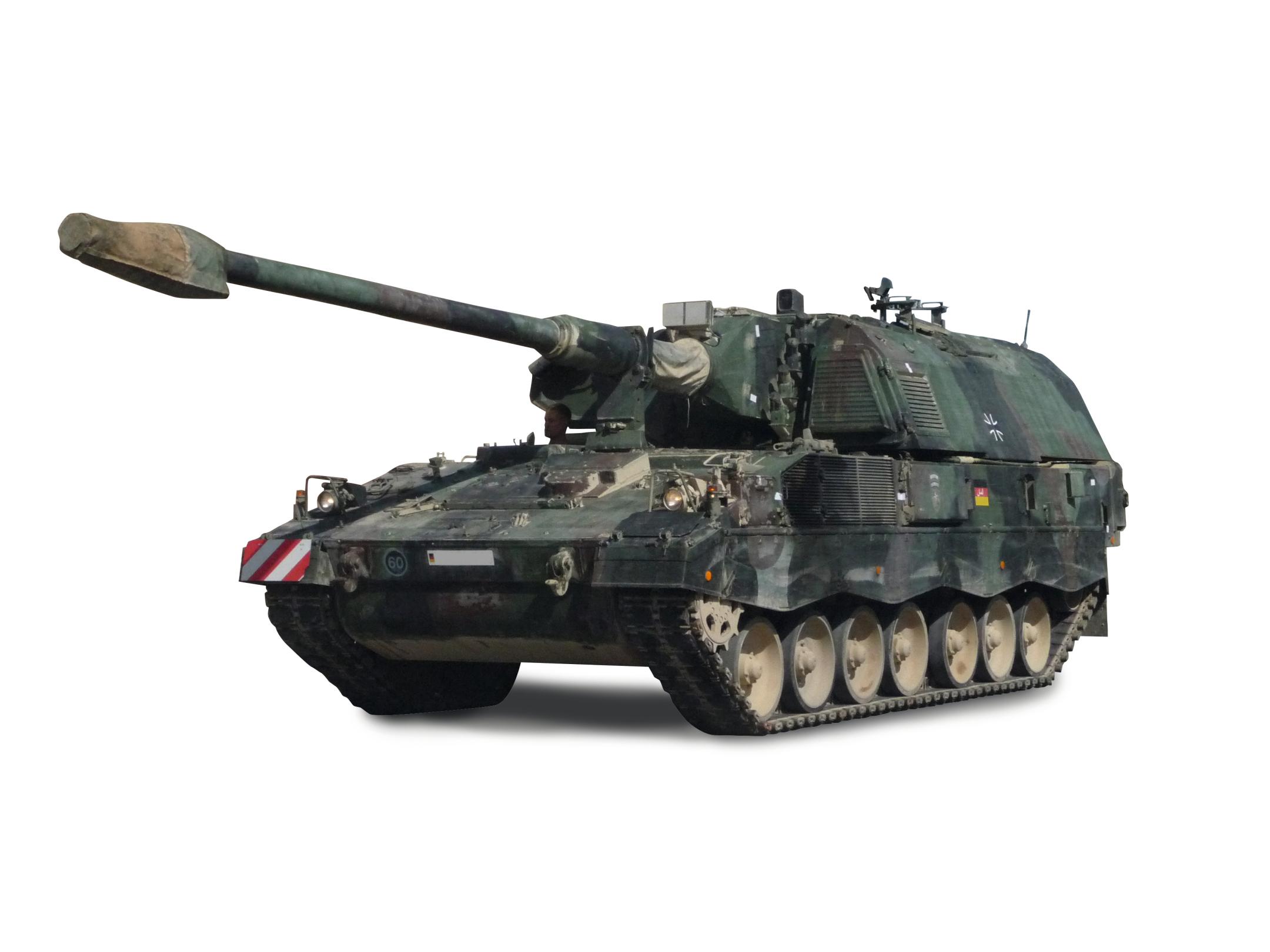 Panzerhaubitze 2000 - Bundeswehr