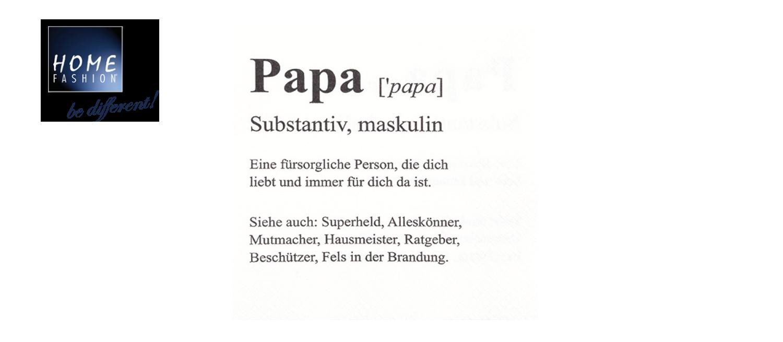 Papa - Servietten 33x33