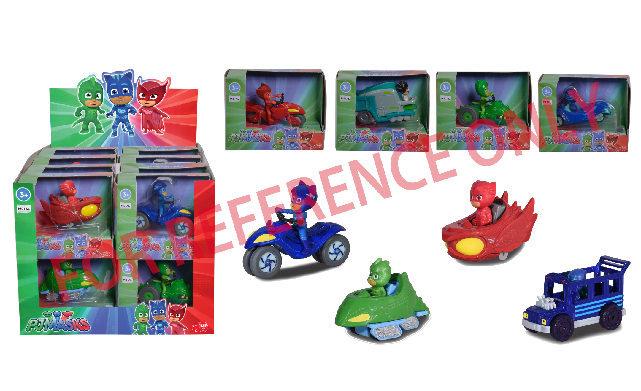 PJ Masks Cashier Display