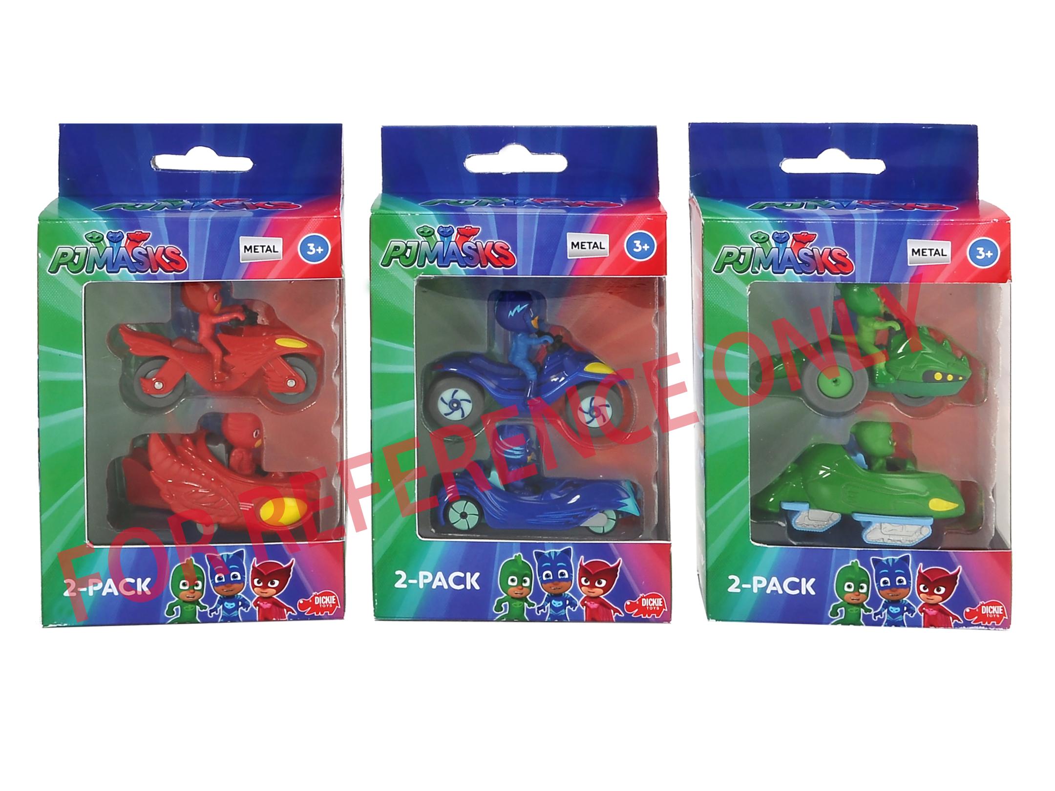 PJ Masks Twin Pack 3fs