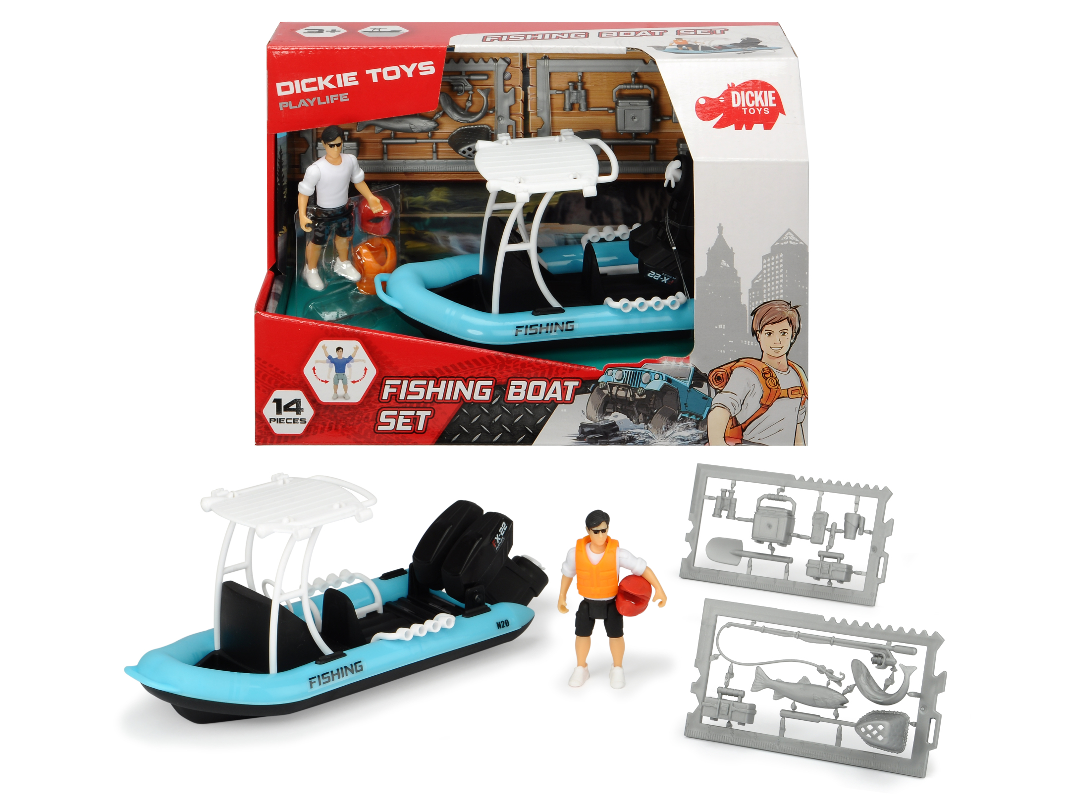 Playlife - Fishing Boat