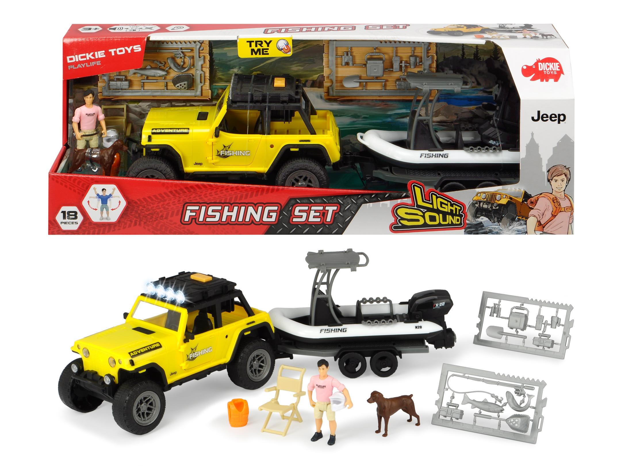 Playlife - Fishing Set