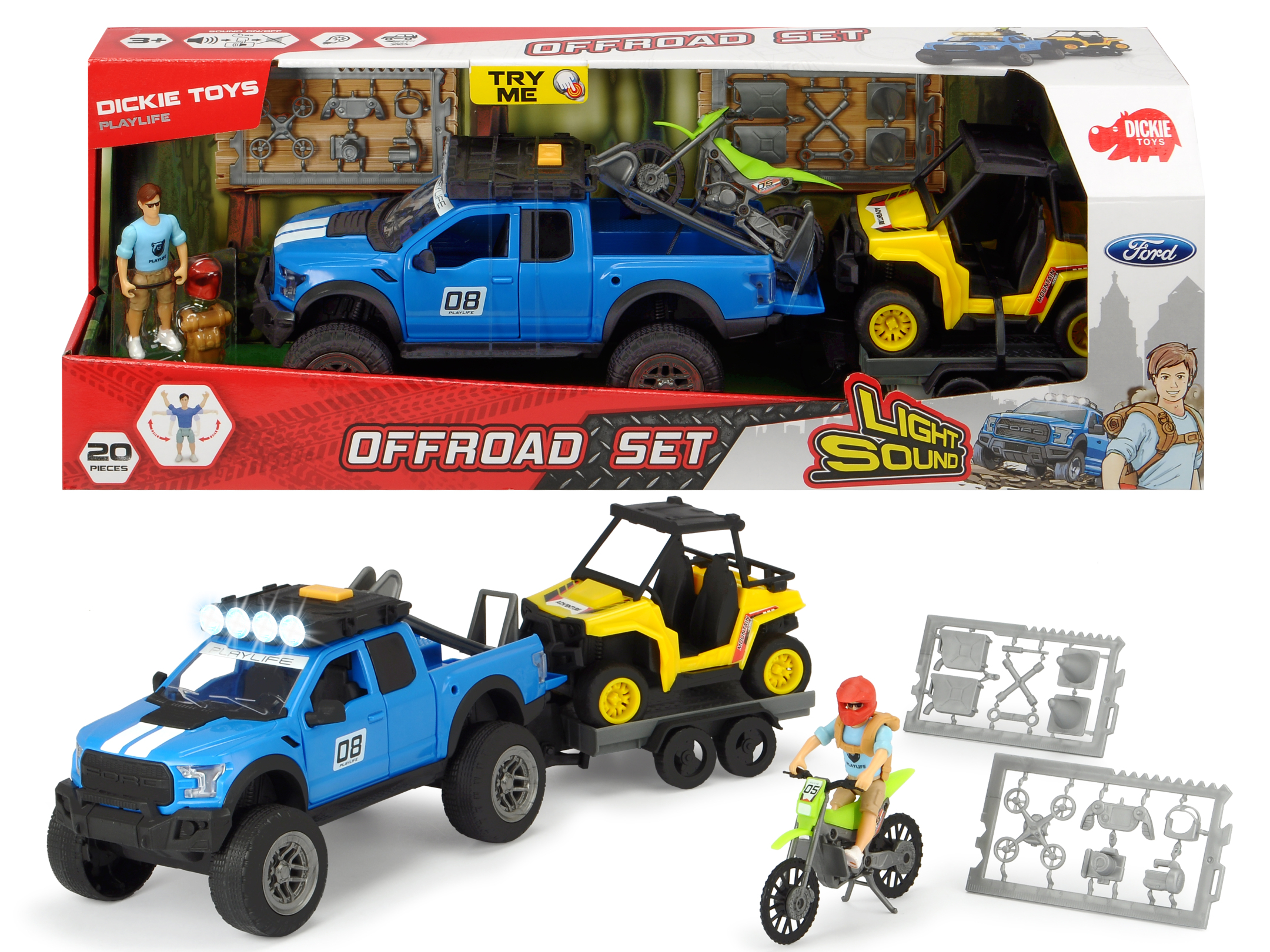 Playlife - Offroad Set