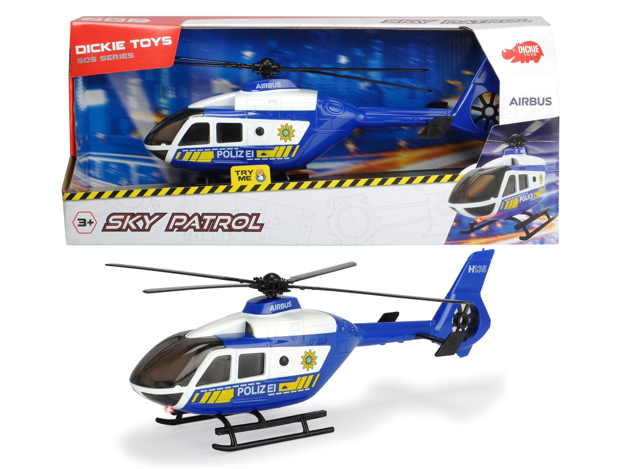 Sky Patrol Helikopter