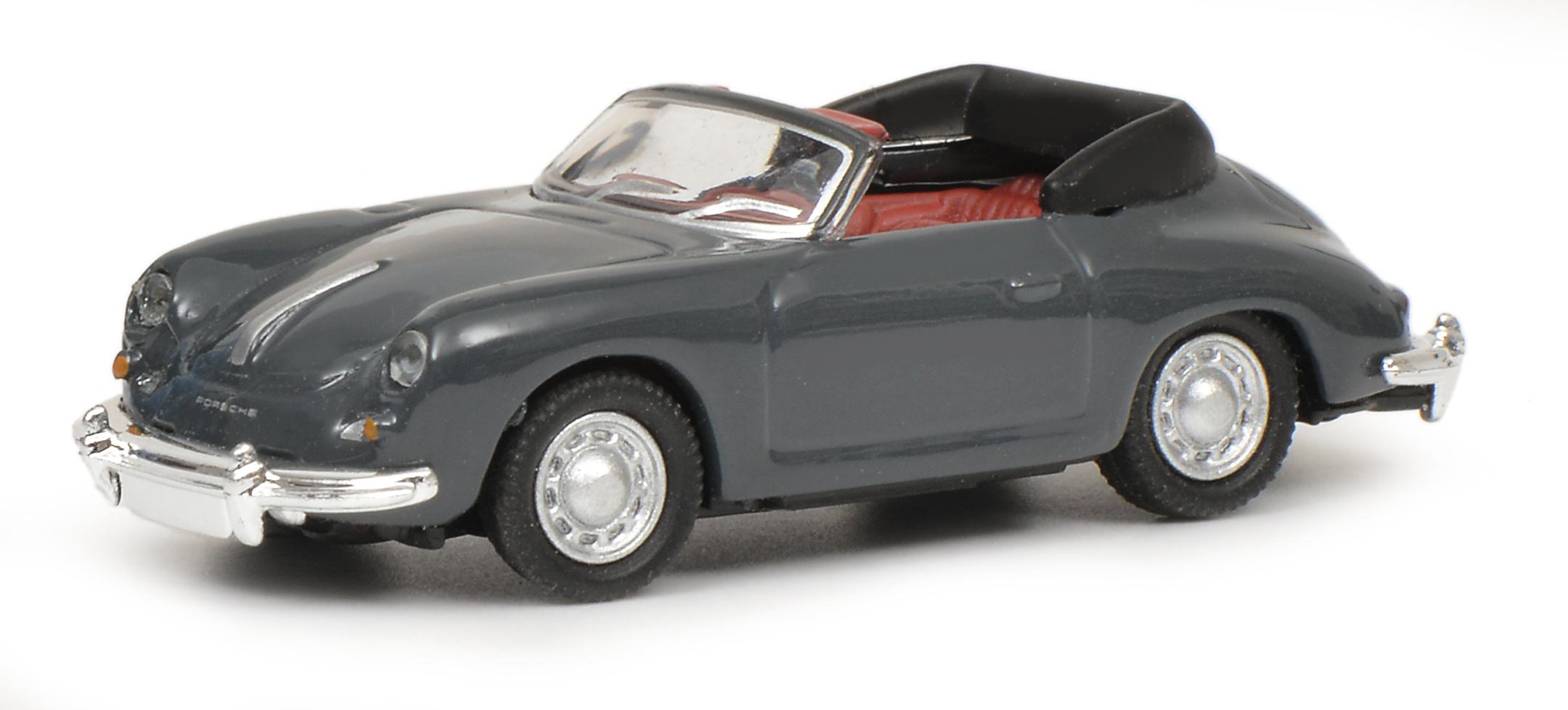 Porsche 356 A Cabriolet 1:87
