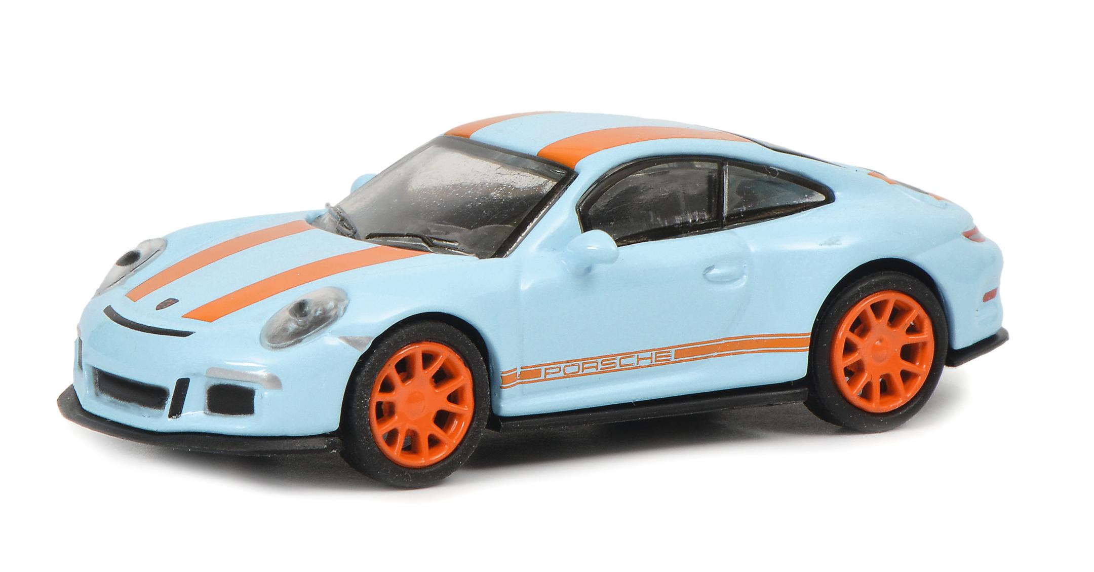 Porsche 911R - Gulf 1:87