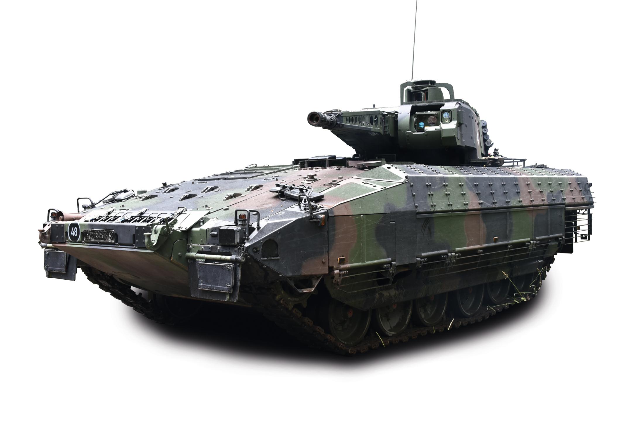 Puma Schützenpanzer - Bundeswehr