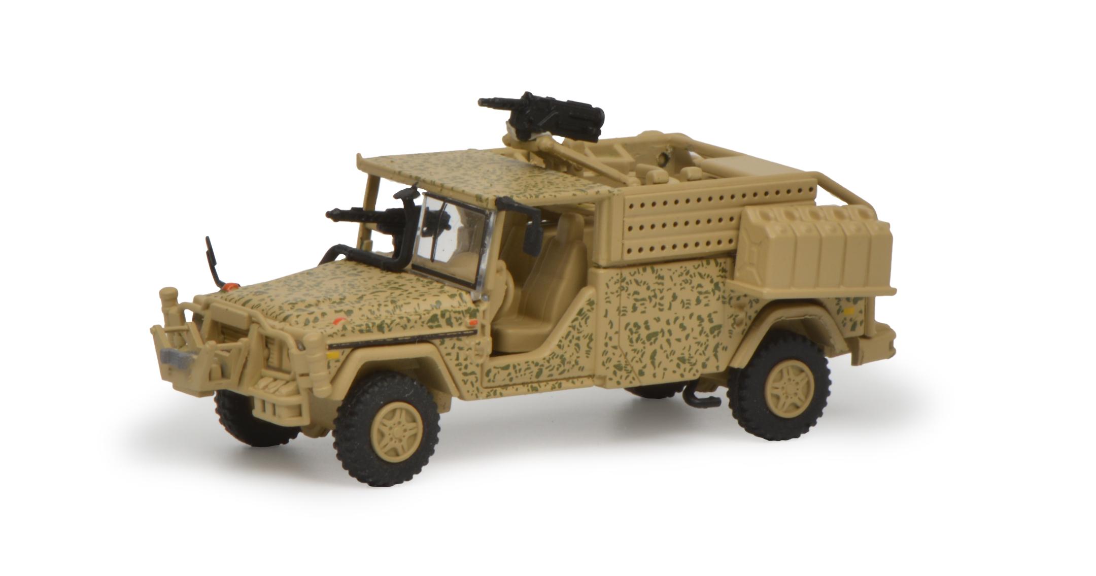Serval ISAF KSK G-Modell Bundeswehr