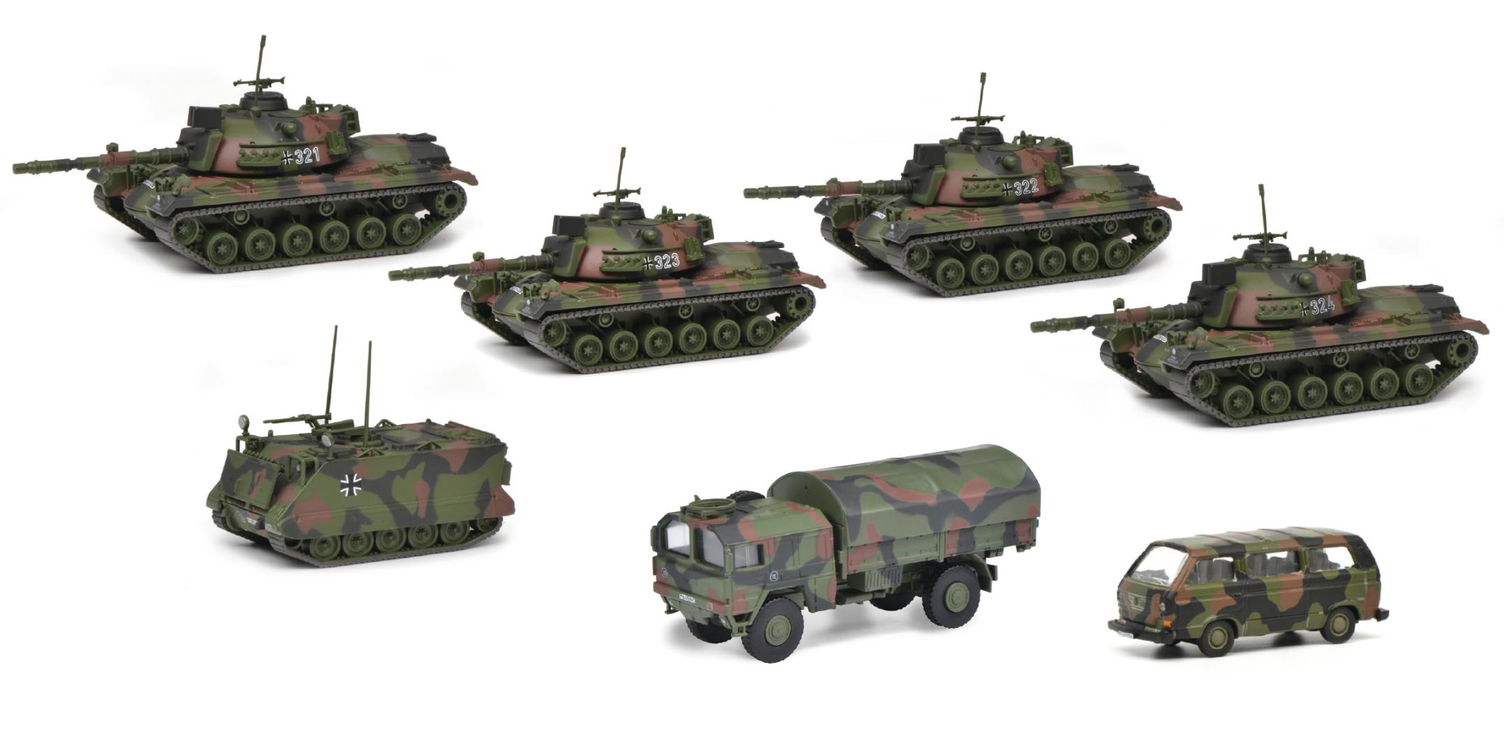 Set Panzerkompanie - Bundeswehr