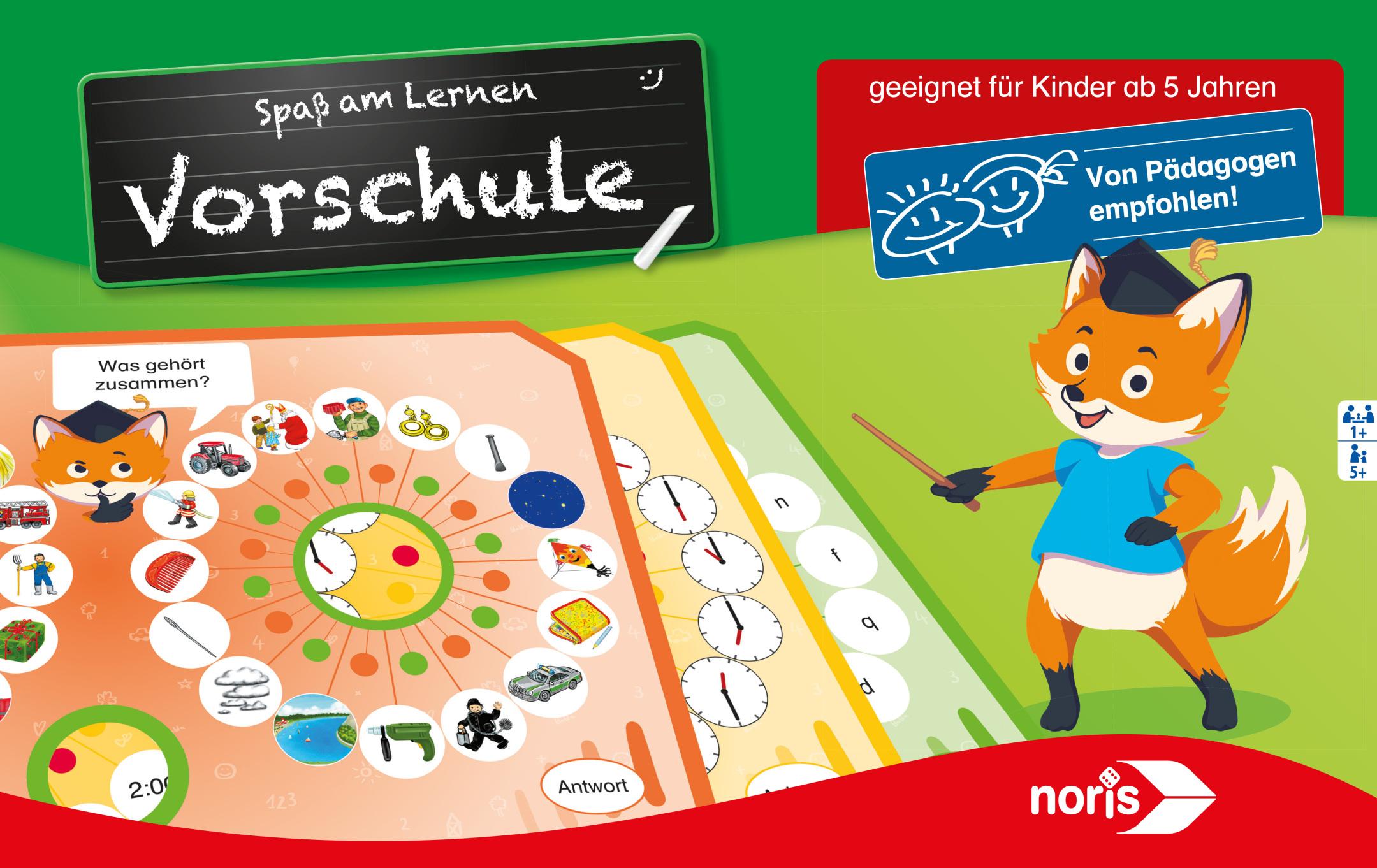 Spaß am Lernen - Grundschule