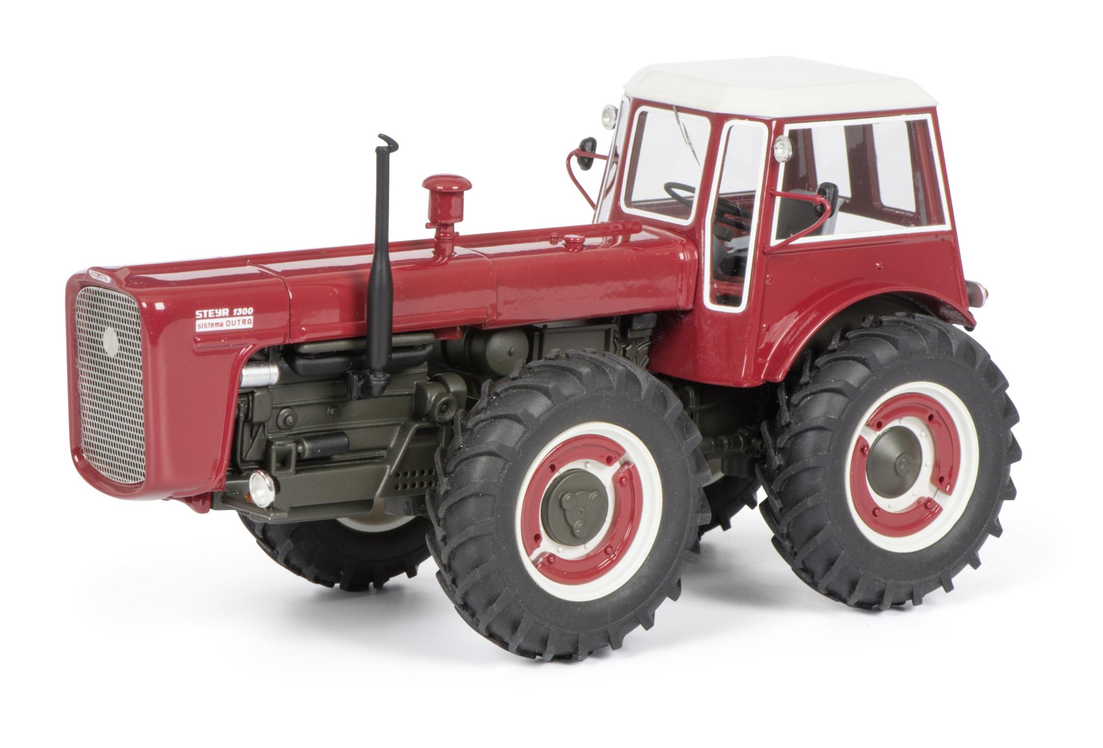 Steyr 1300 System DUTRA Traktor 1:43