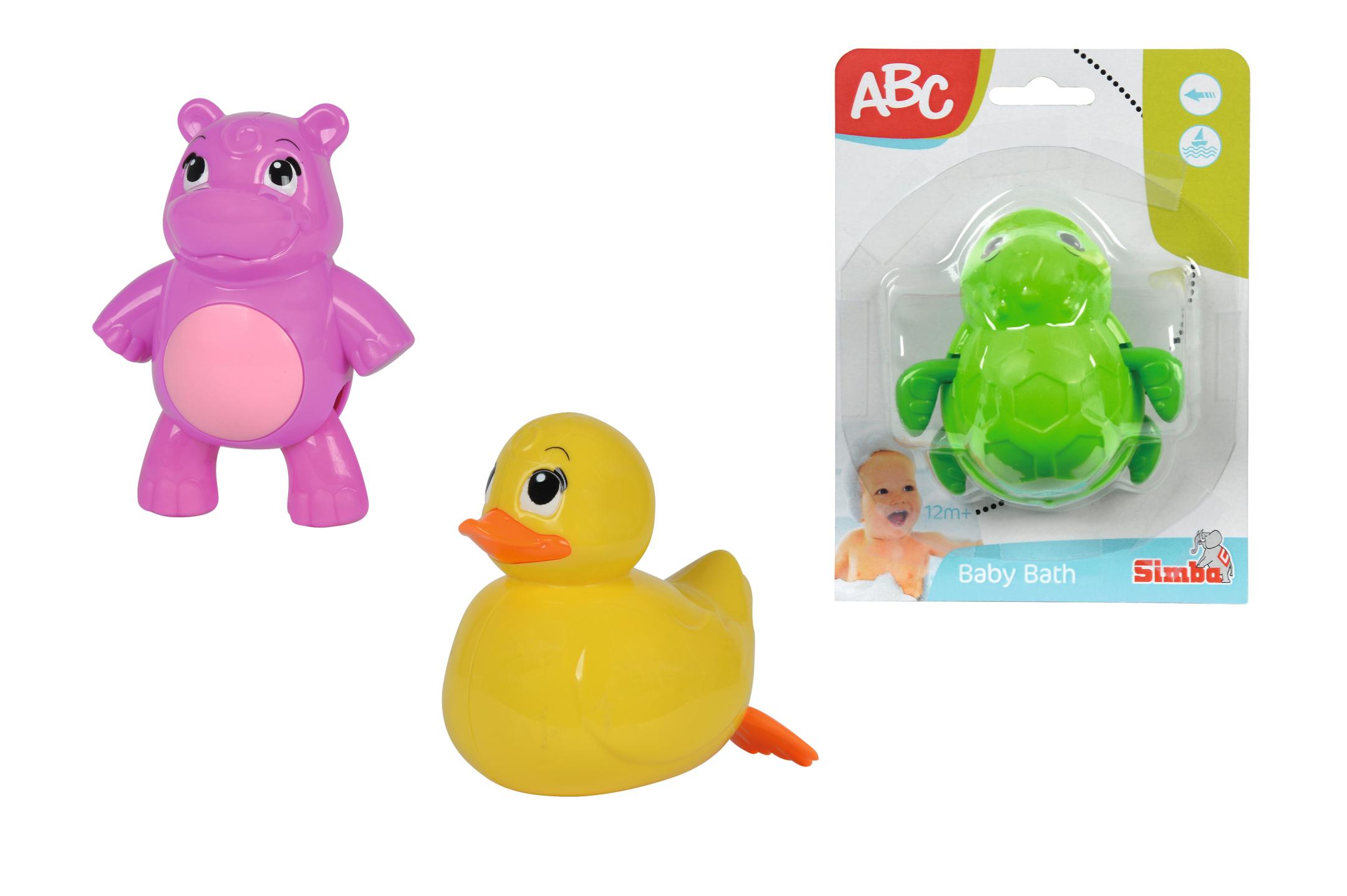 ABC Schwimmtiere 3fs.