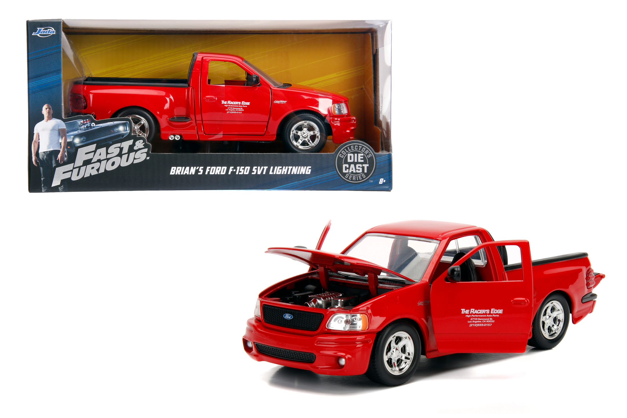 Fast & Furious 1999 Ford SVT 1:24