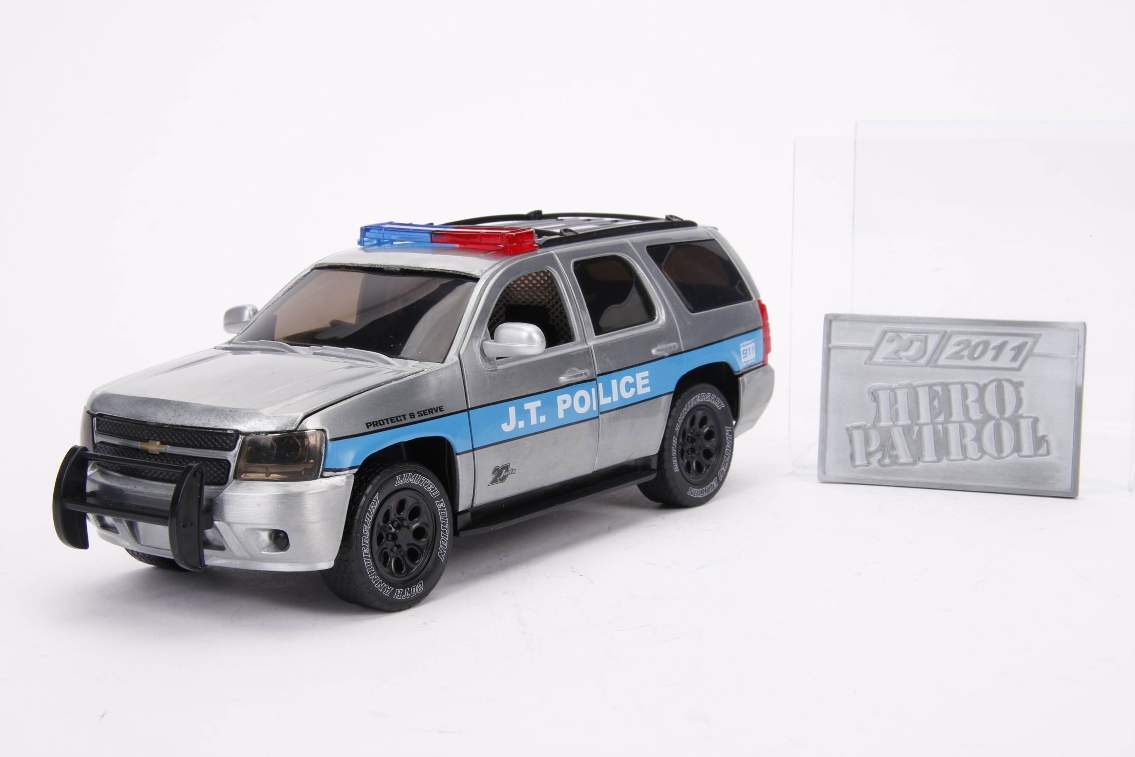 2010 Chevy Tahoe - Wave 1