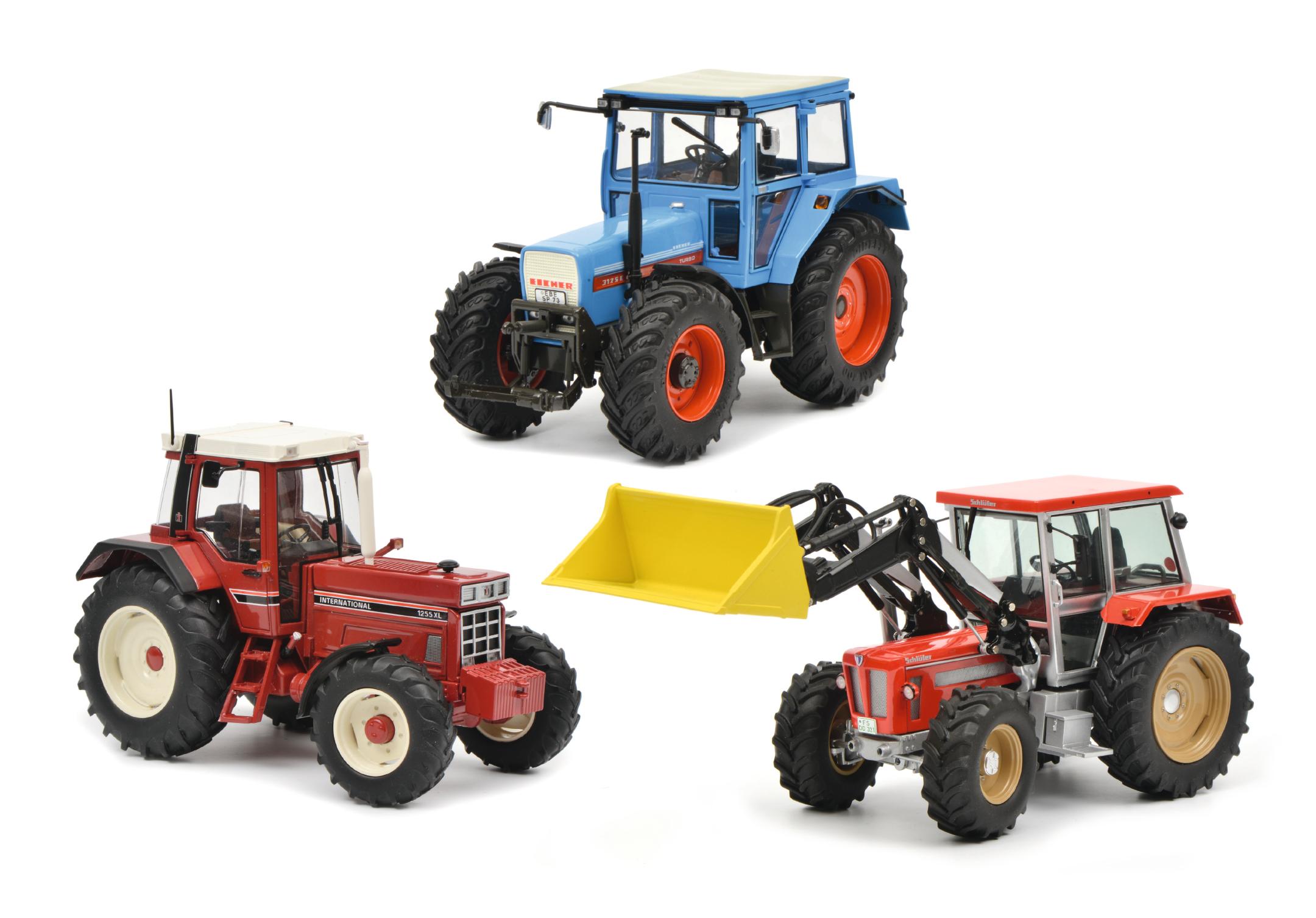 Set Traktorlegenden