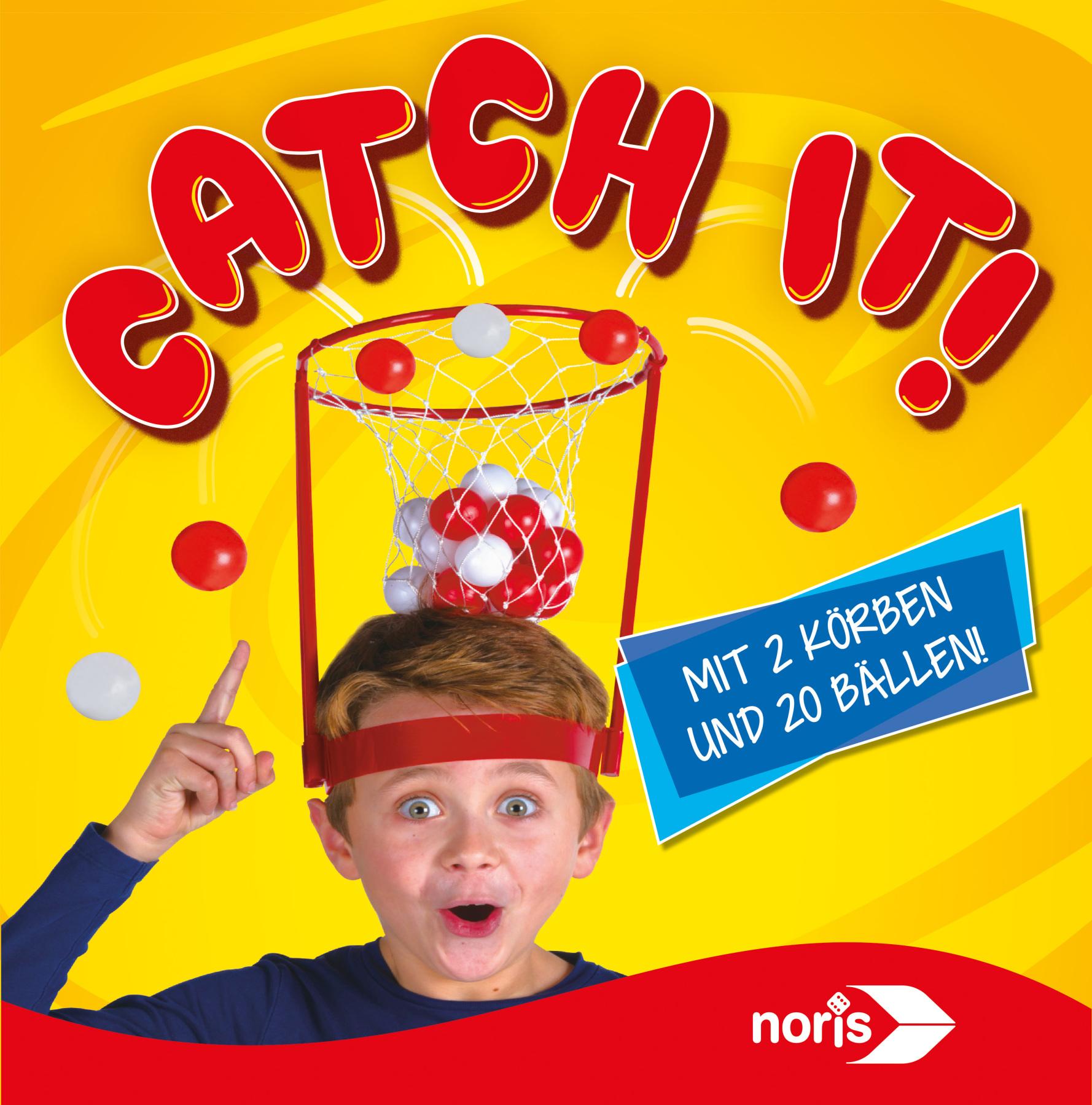 Wurfspiel - Catch it!