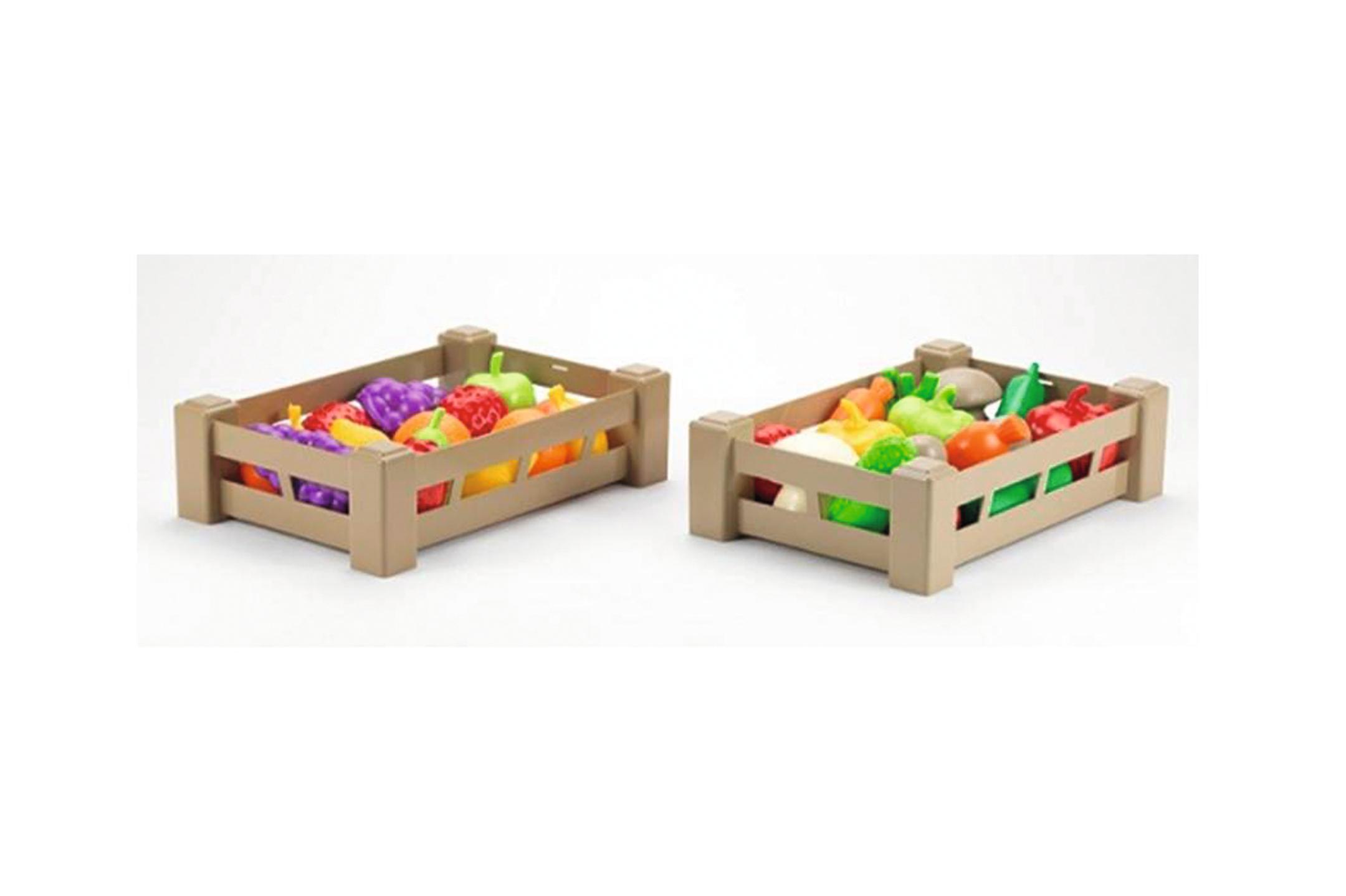 ecoffier Obst und Gemüsekiste