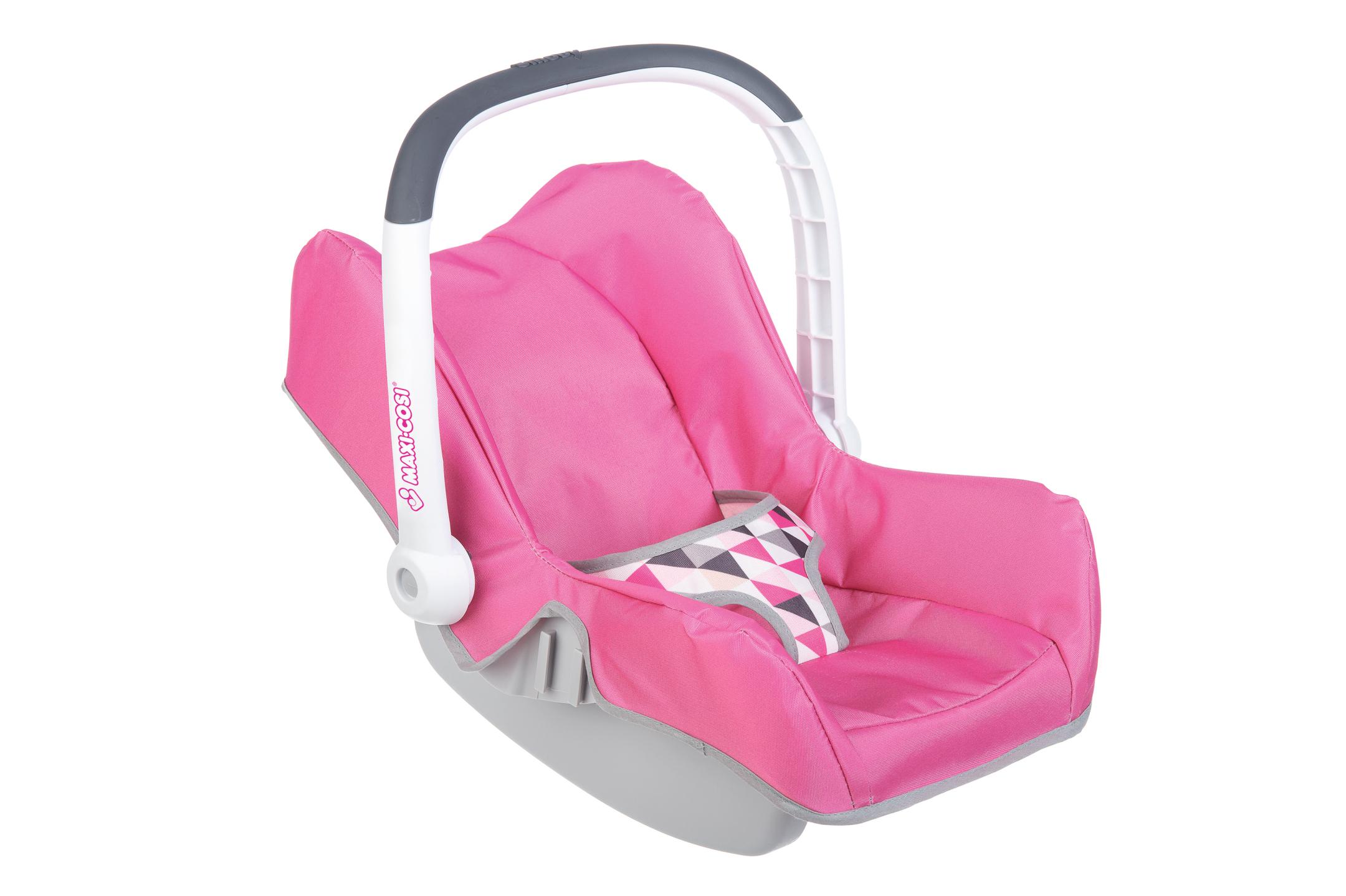 Maxi-Cosi Autositz pink/grau