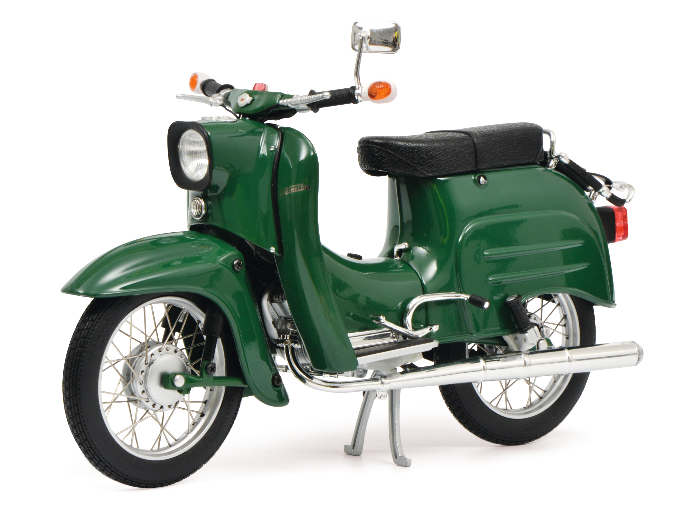 Simson KR51/1 Schwalbe - grün