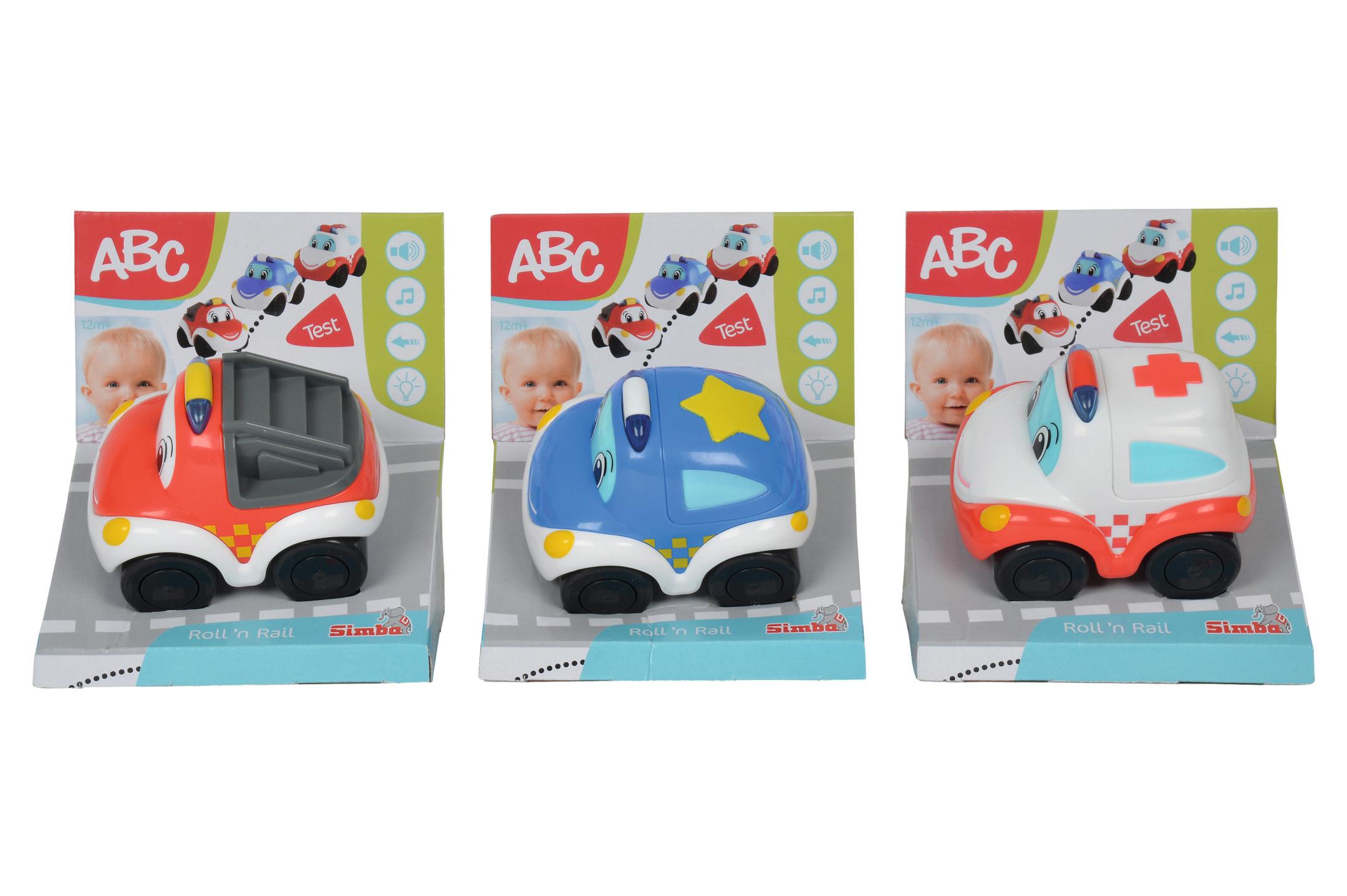 ABC Sound Fahrzeuge  3fs
