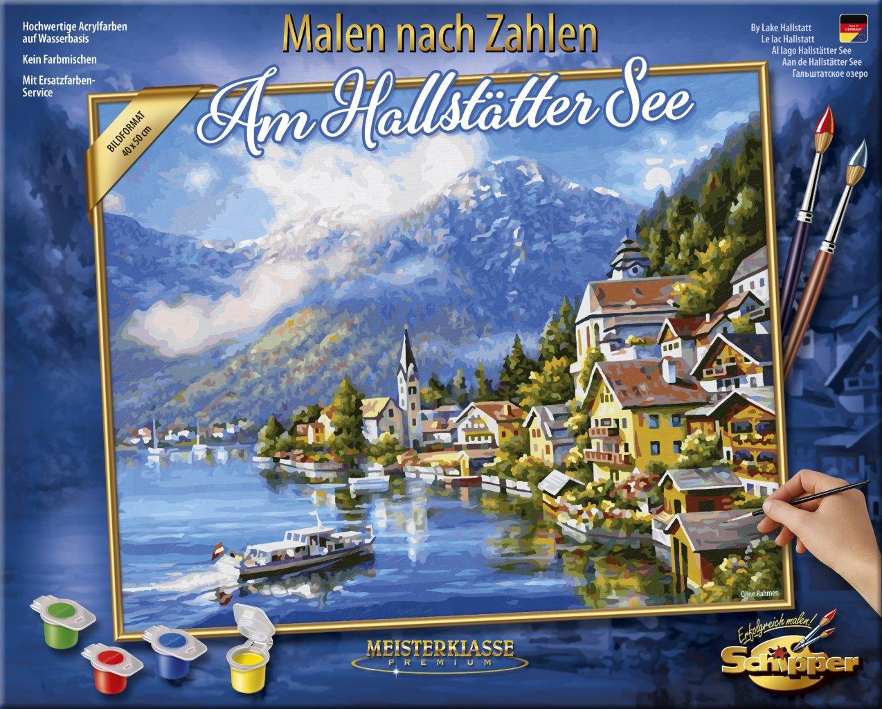 MNZ - Hallstätter See