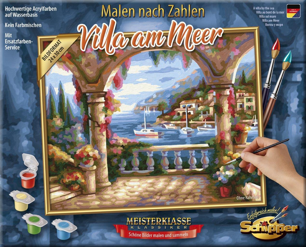 MNZ - Villa am Meer