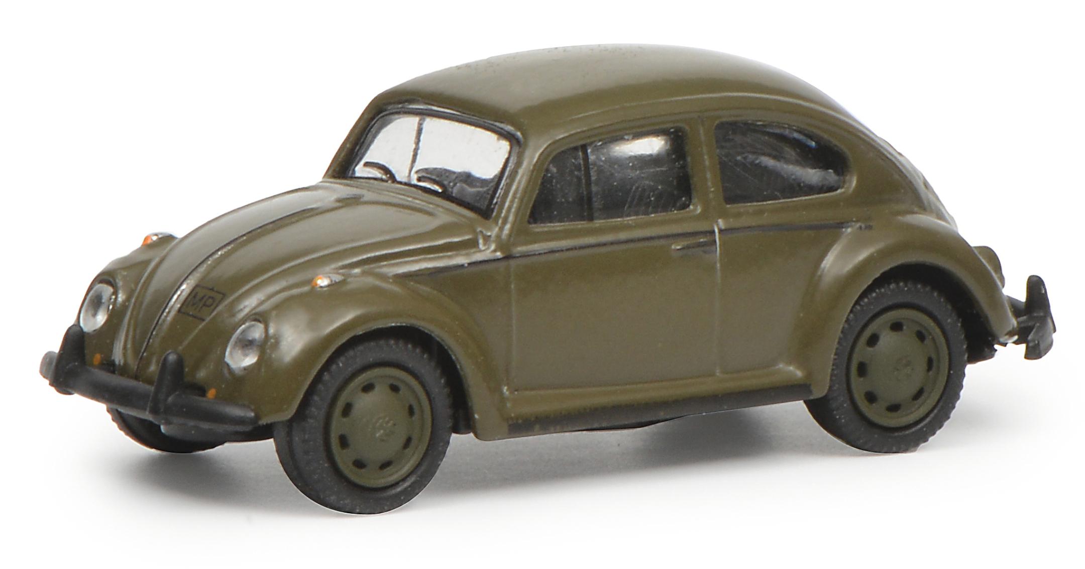 VW Käfer - Bundeswehr