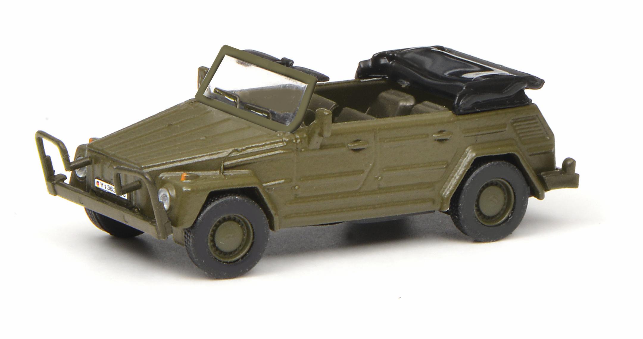 VW Kübelwagen Typ 181 - Bundeswehr