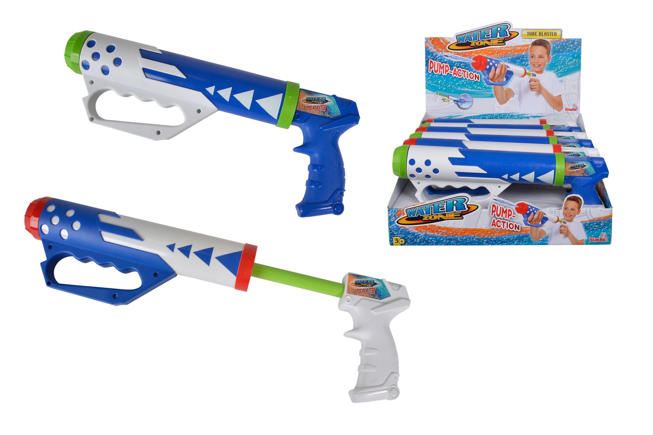 Waterzone Tube Blaster 2fs