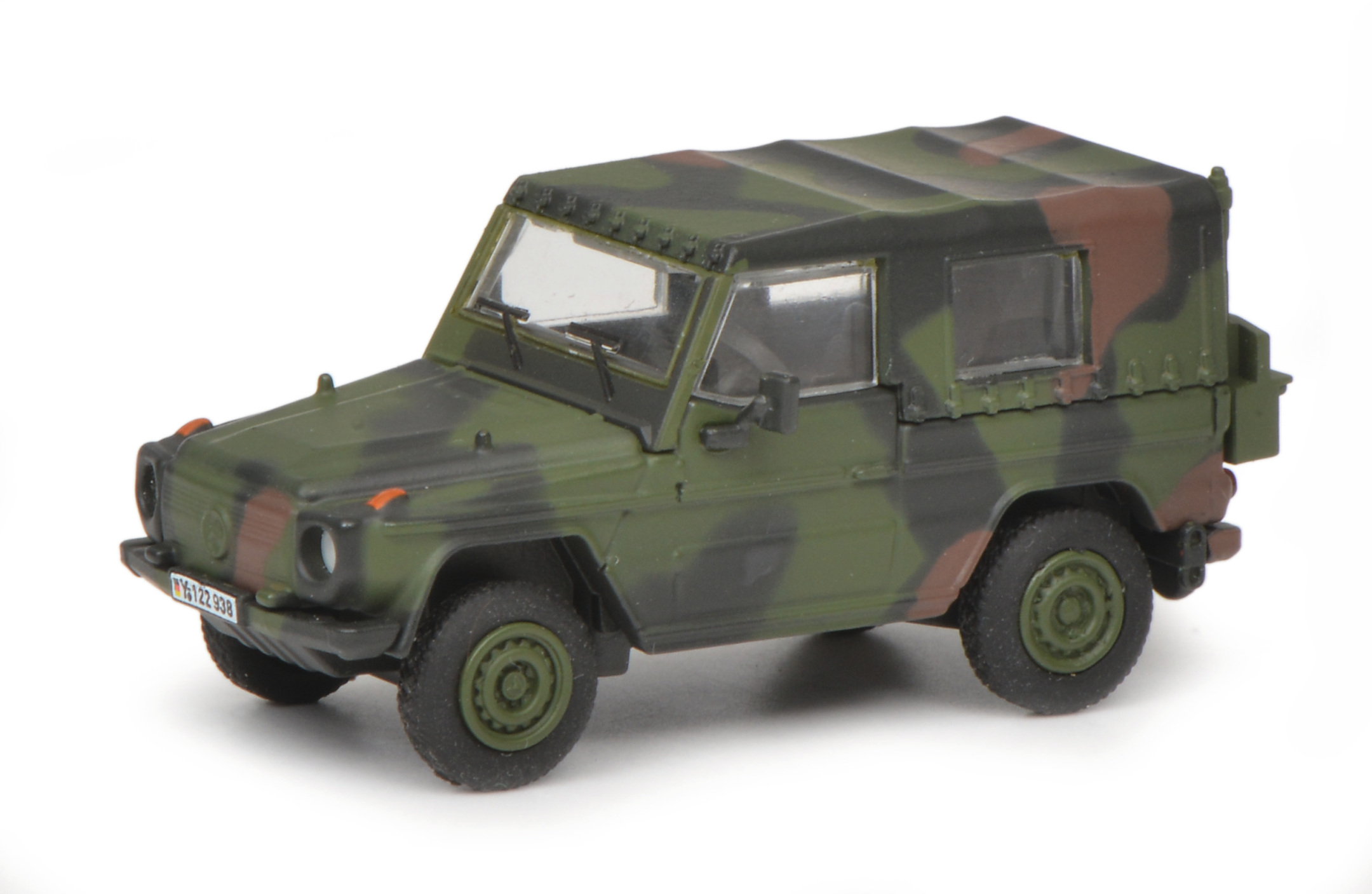 Wolf MB G-Modell - Bundeswehr