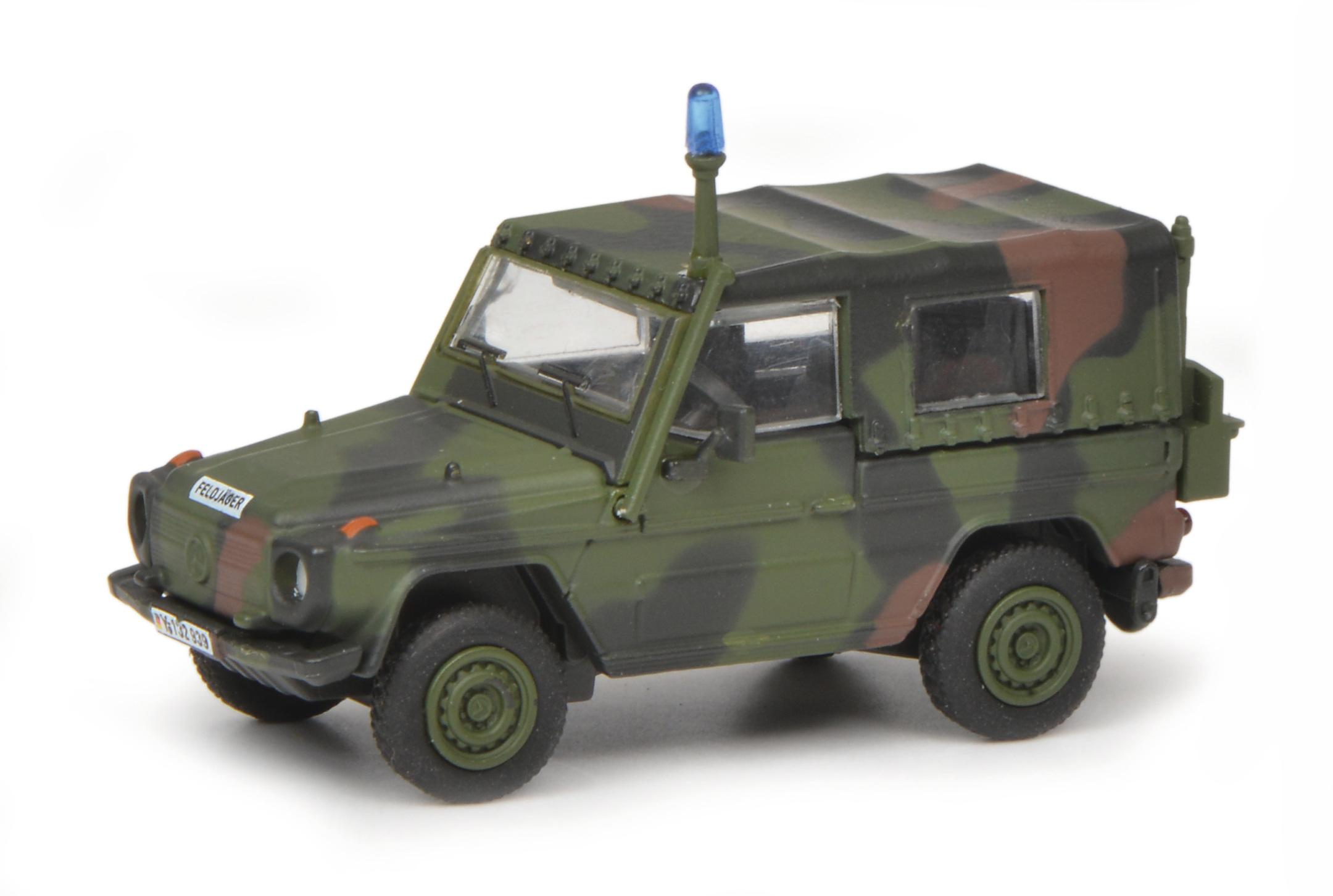Wolf MB G-Modell - Militärpolizei