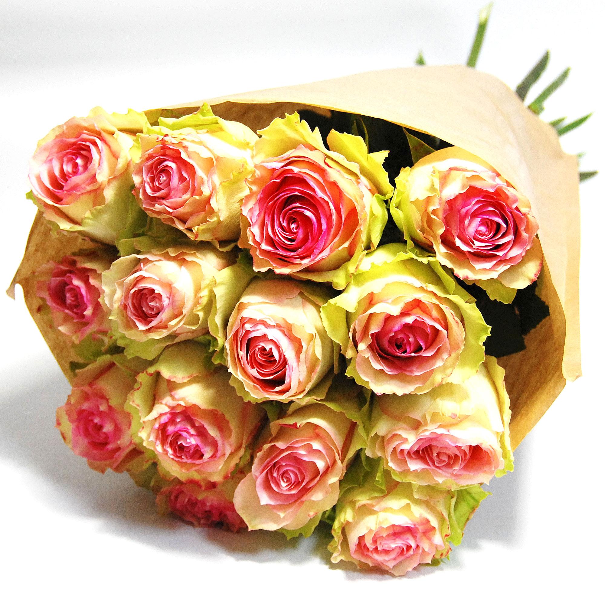 Blumenstrauss Rosenstrauß Esperance