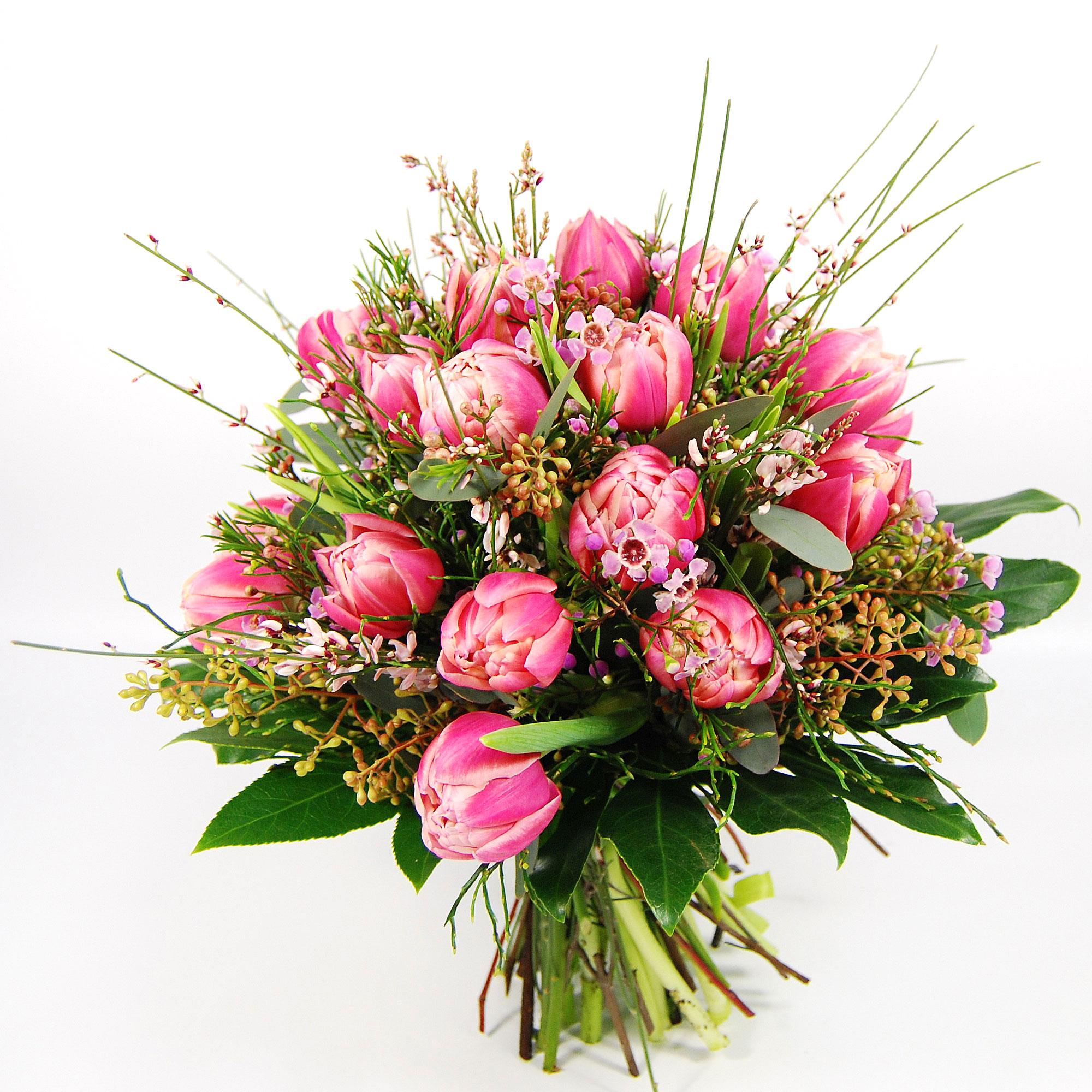 Blumenstrauss Tulpenstrauß Lovely