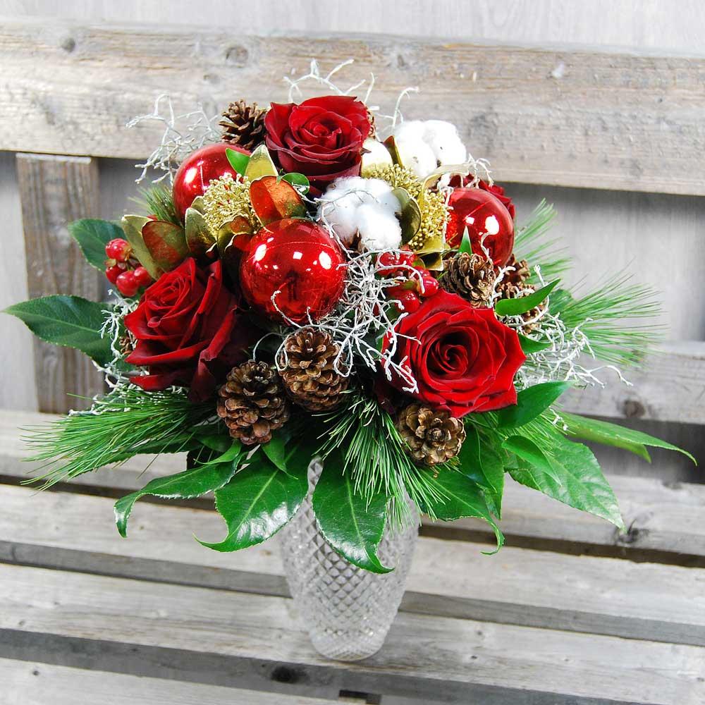 Blumenstrauss Xmas